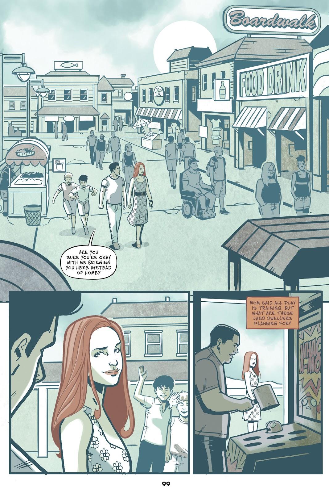 Read online Mera: Tidebreaker comic -  Issue # TPB (Part 1) - 99
