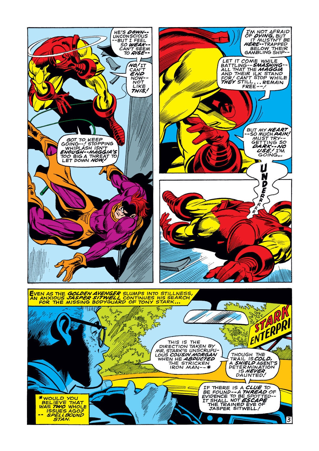 Tales of Suspense (1959) issue 99 - Page 4