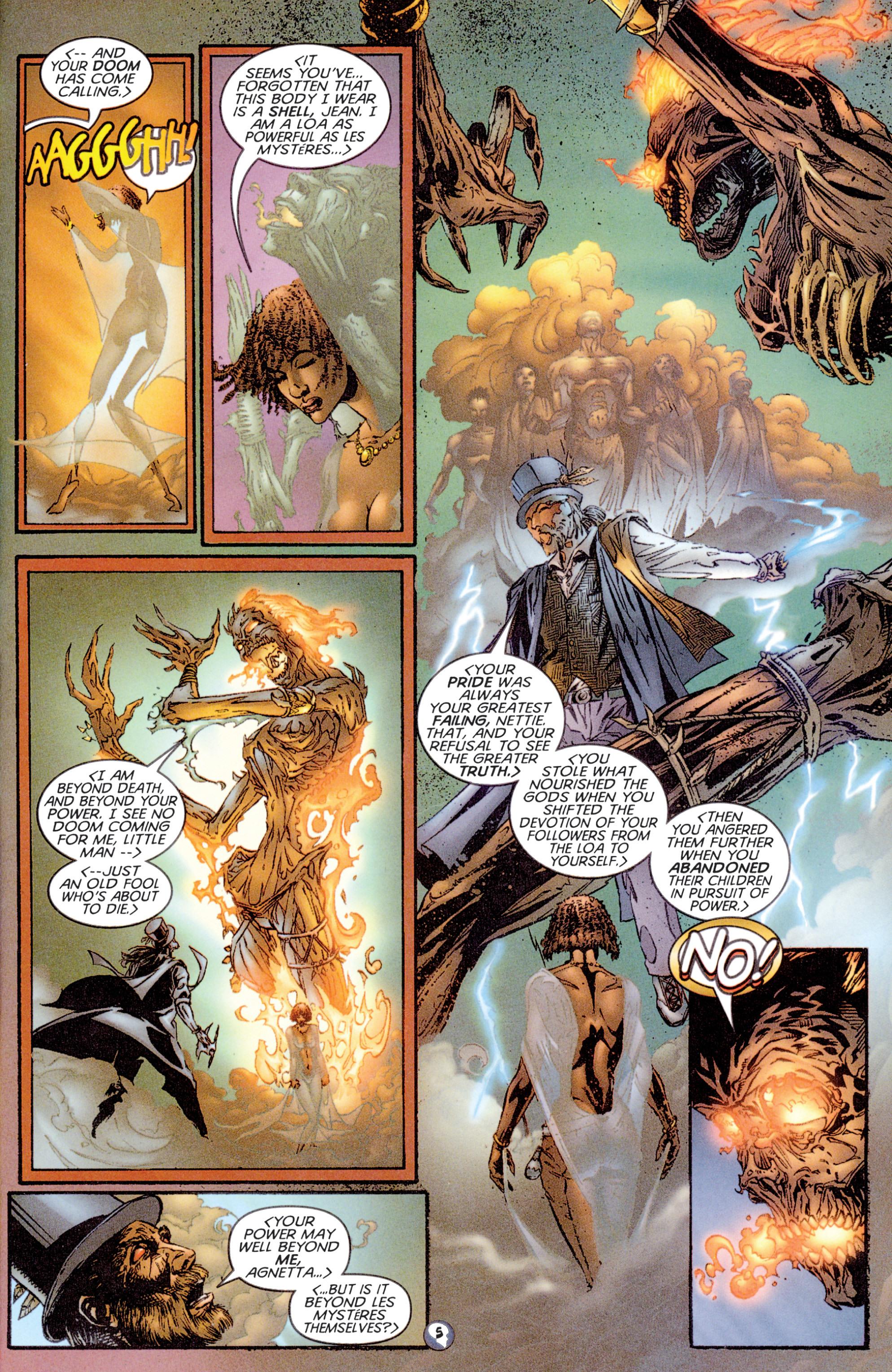 Read online Shadowman (1997) comic -  Issue #16 - 6