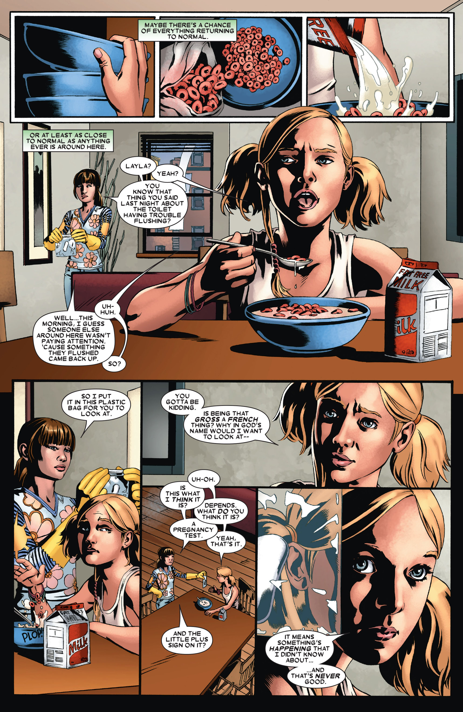 Read online X-Factor (2006) comic -  Issue #21 - 22