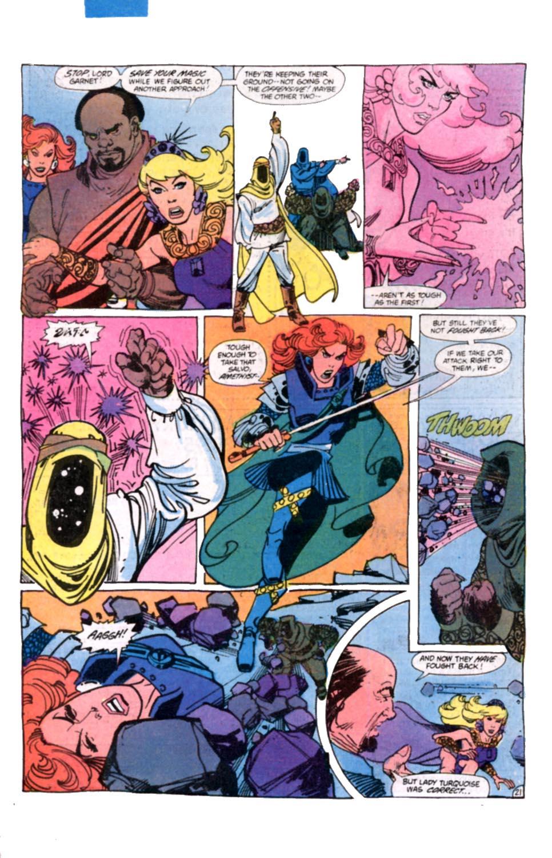 Read online Amethyst, Princess of Gemworld comic -  Issue #8 - 22