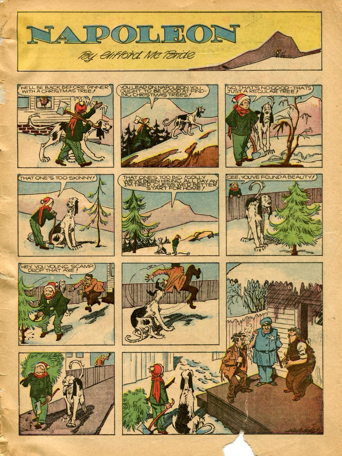 Read online Famous Funnies comic -  Issue #77 - 64