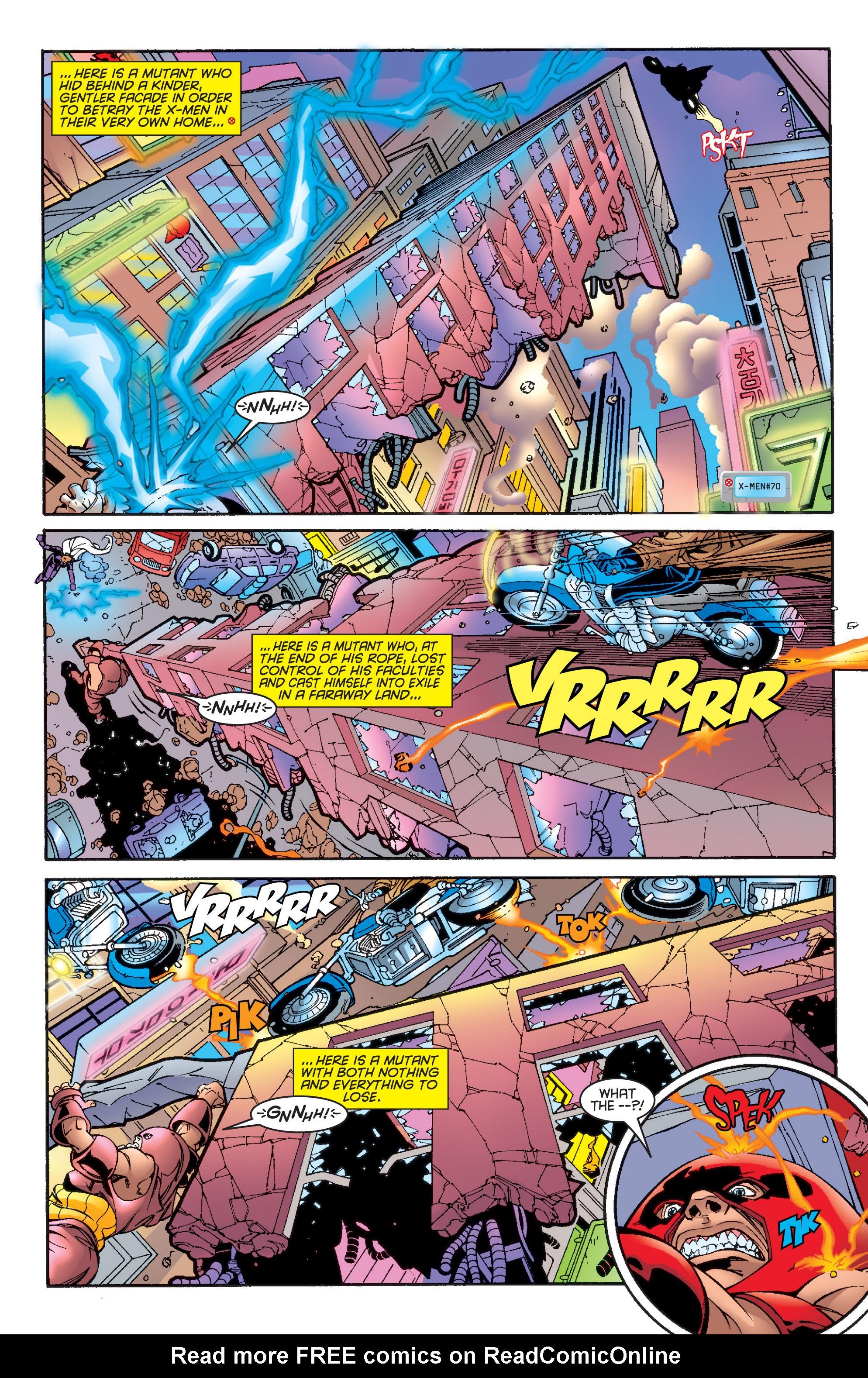 Read online Uncanny X-Men (1963) comic -  Issue #361 - 13