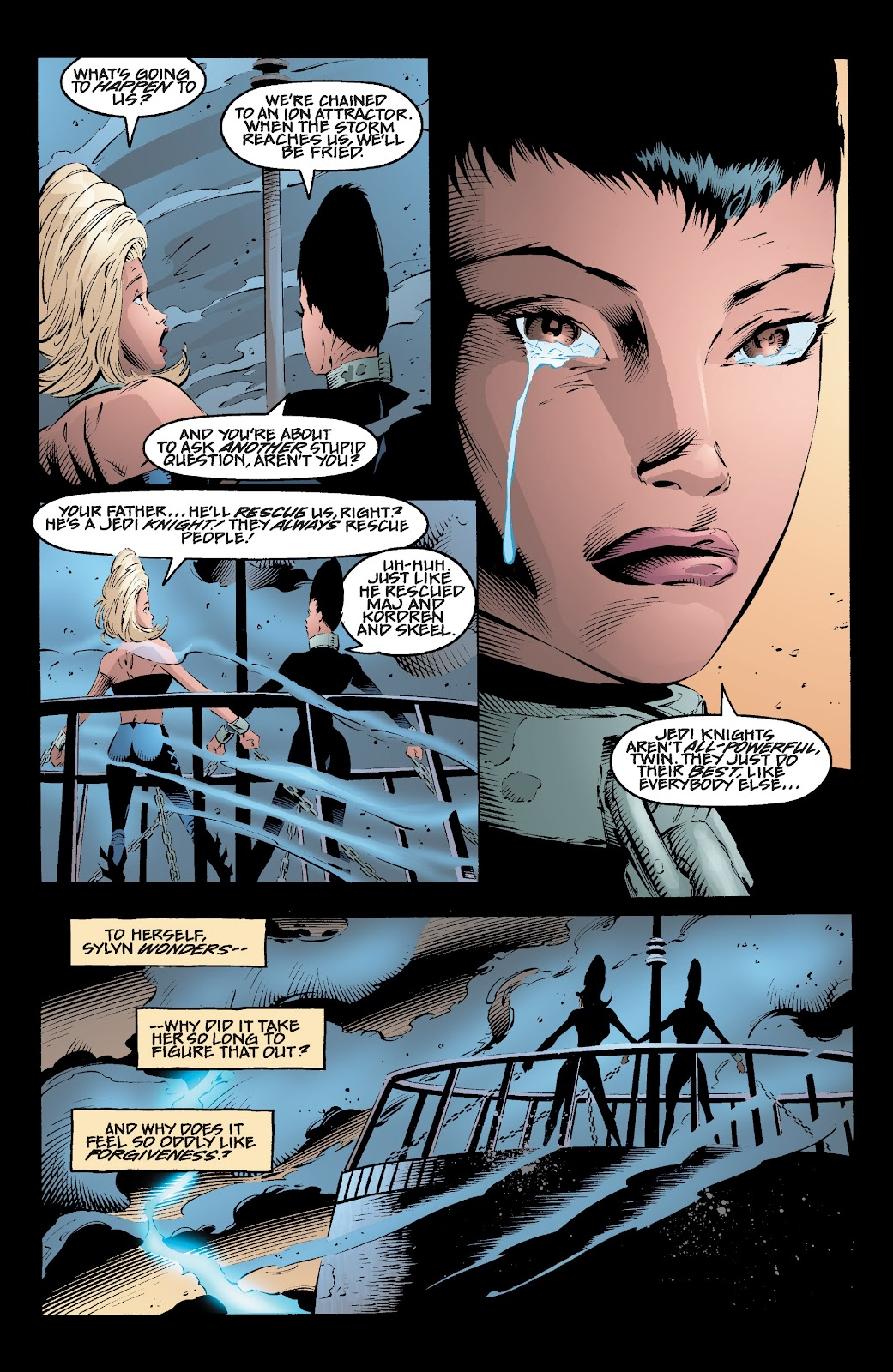 Read online Star Wars Legends: Rise of the Sith - Epic Collection comic -  Issue # TPB 2 (Part 2) - 9