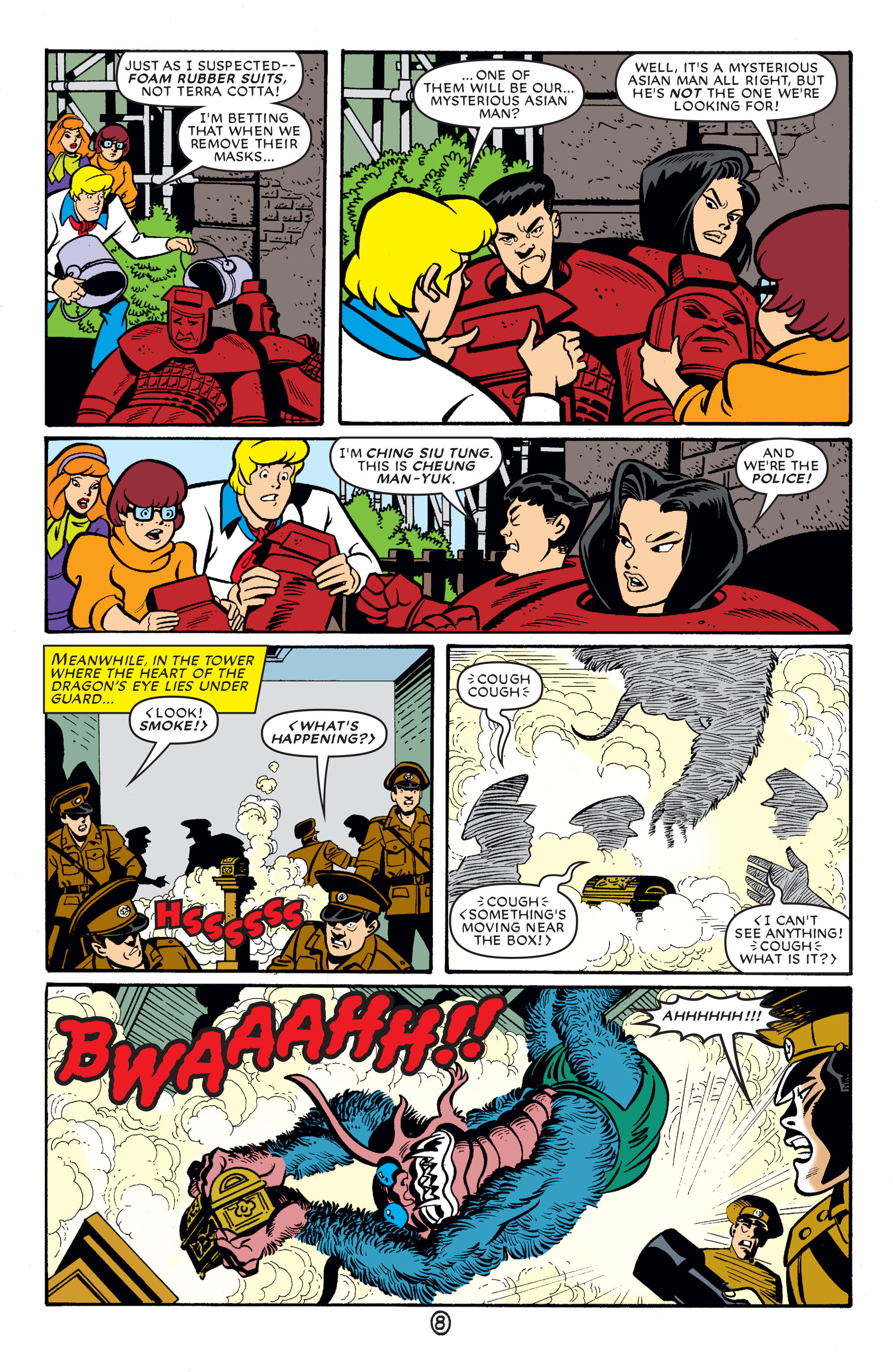 Read online Scooby-Doo (1997) comic -  Issue #65 - 19