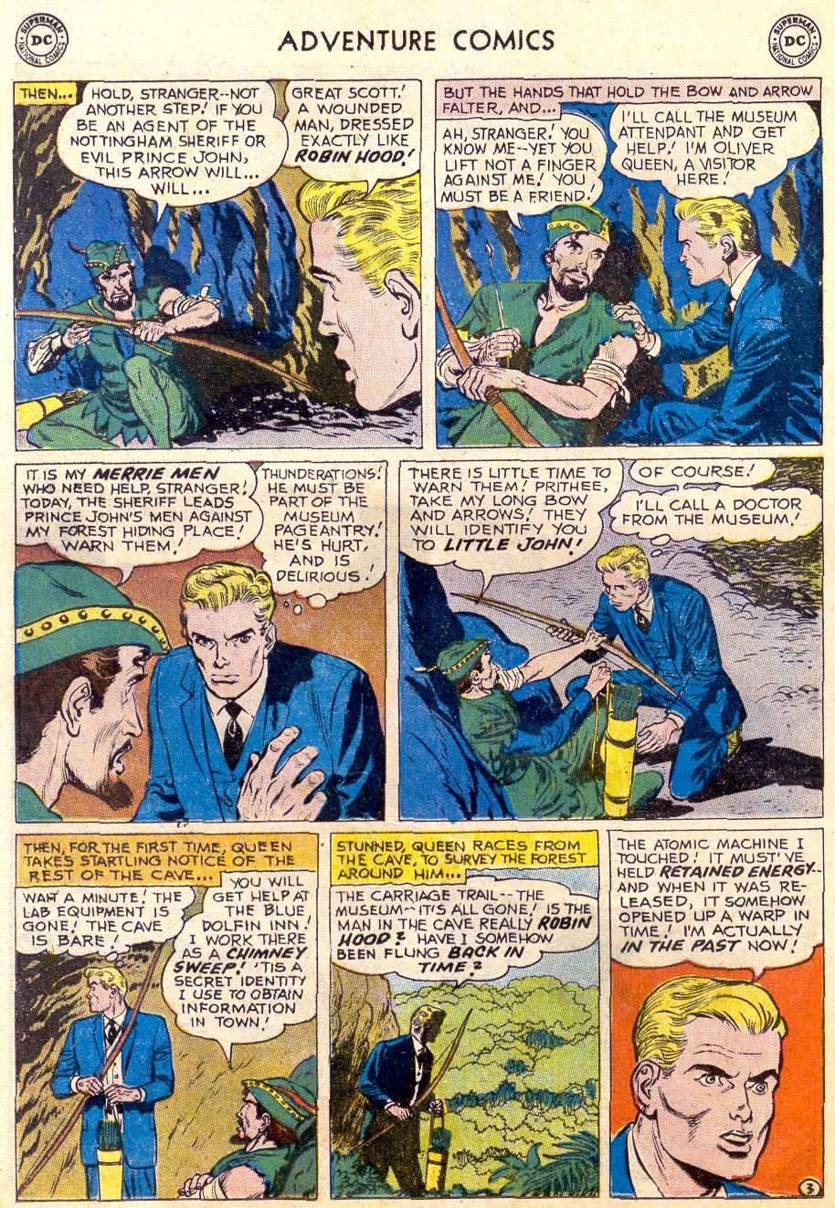 Read online Adventure Comics (1938) comic -  Issue #264 - 28