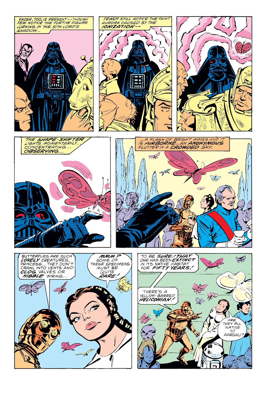 Read online Star Wars Legends: The Original Marvel Years - Epic Collection comic -  Issue # TPB 3 (Part 2) - 94