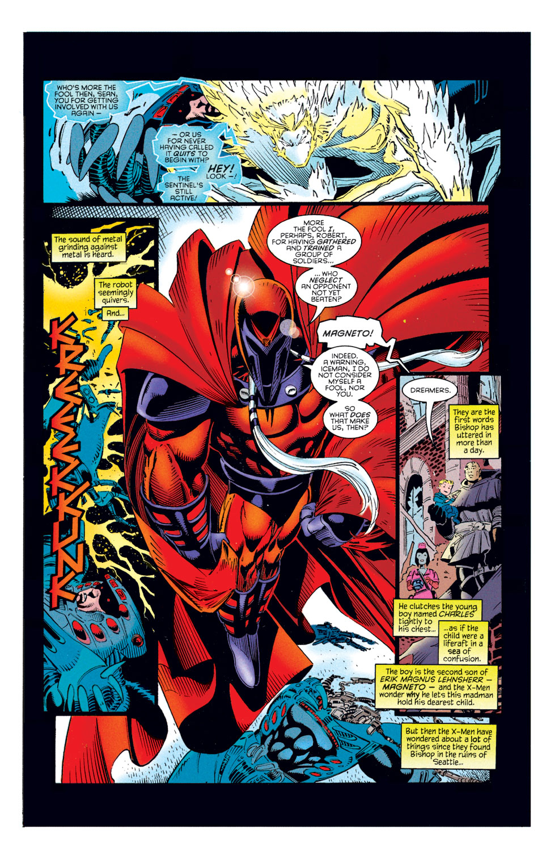 Read online Amazing X-Men (1995) comic -  Issue #1 - 9