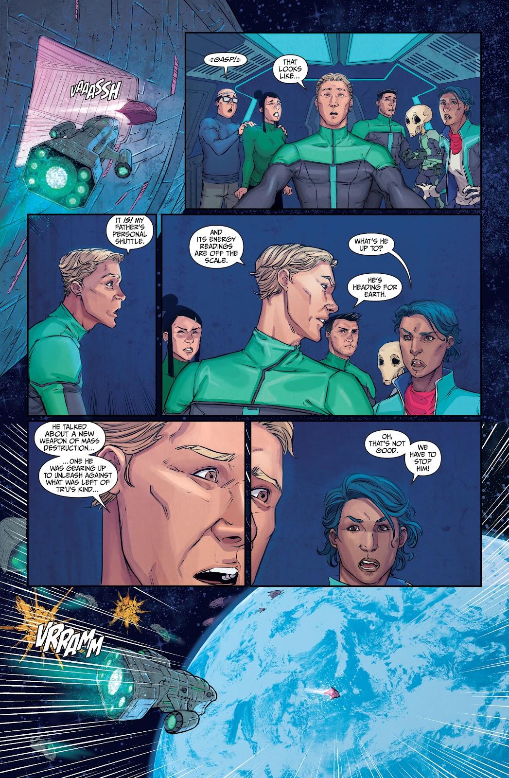 Exilium issue 6 - Page 37