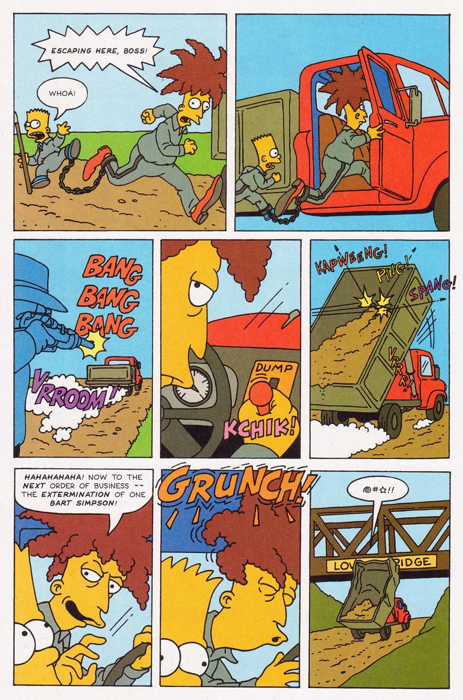 Read online Simpsons Comics comic -  Issue #2 - 17