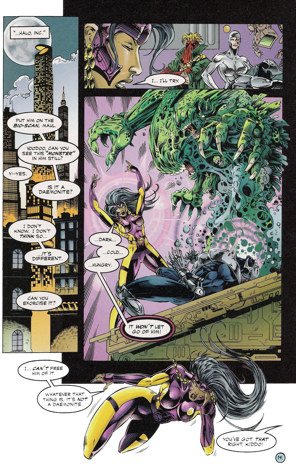 Read online ShadowHawk comic -  Issue #13 - 11