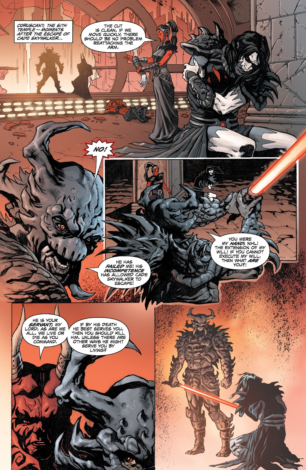 Read online Star Wars Legends: Legacy - Epic Collection comic -  Issue # TPB 2 (Part 1) - 56