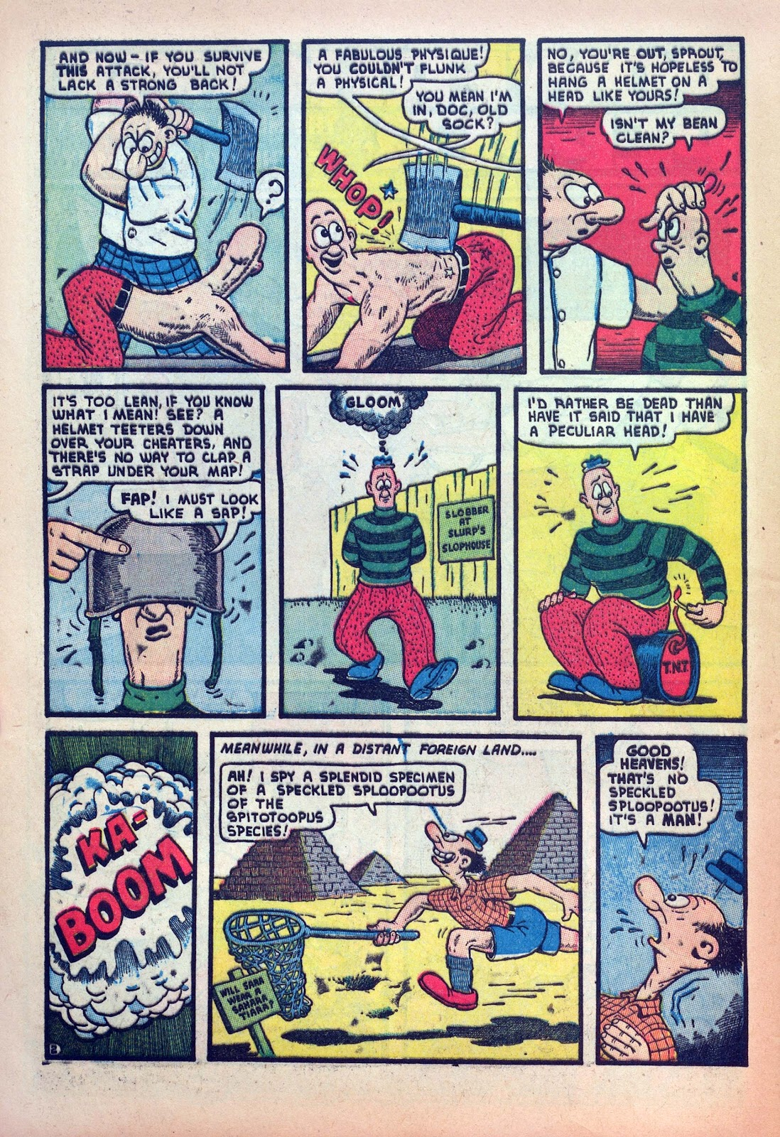 Read online Joker Comics comic -  Issue #9 - 60