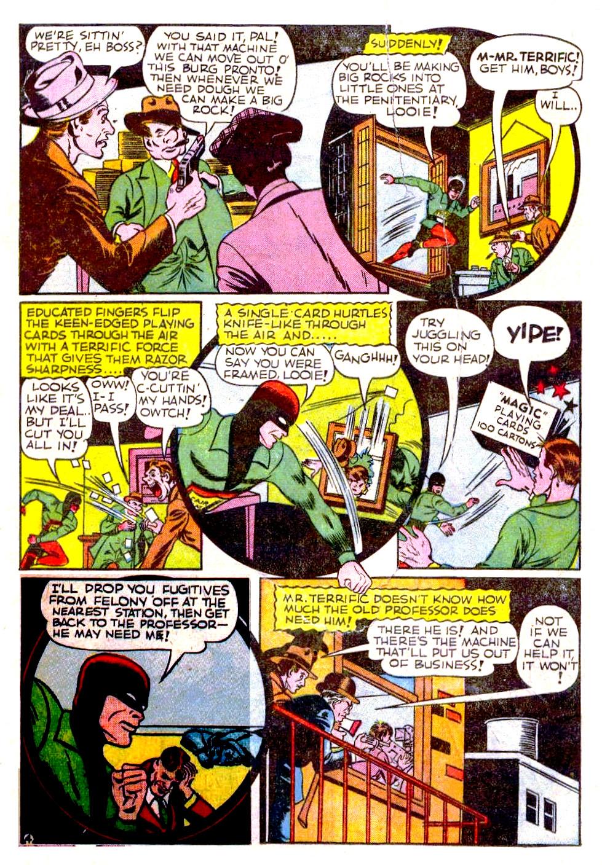 Read online Sensation (Mystery) Comics comic -  Issue #29 - 45