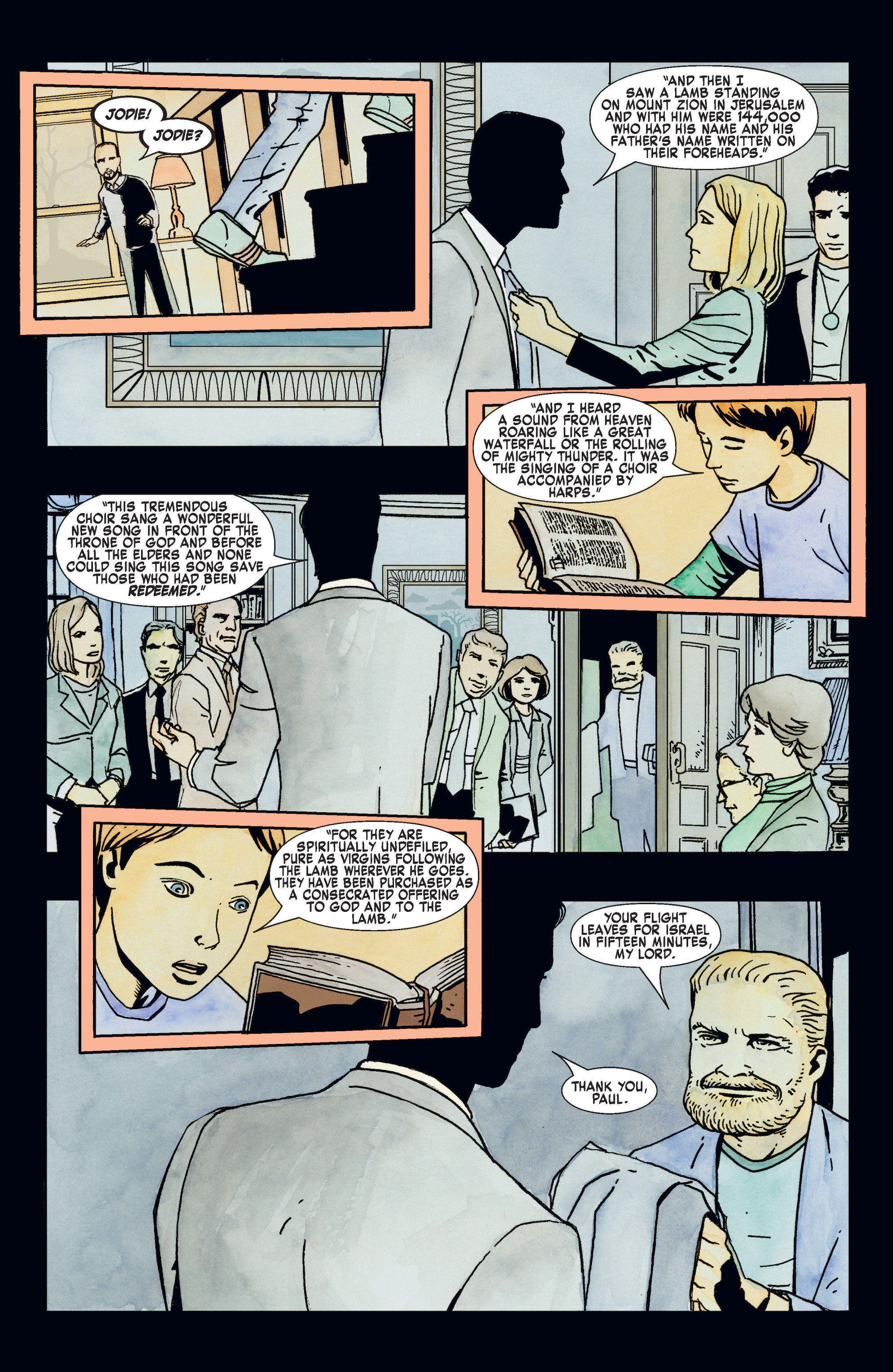 Read online American Jesus comic -  Issue # TPB - 27