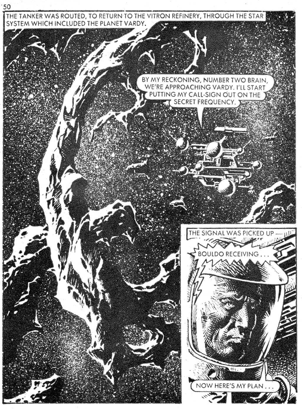 Starblazer issue 87 - Page 50