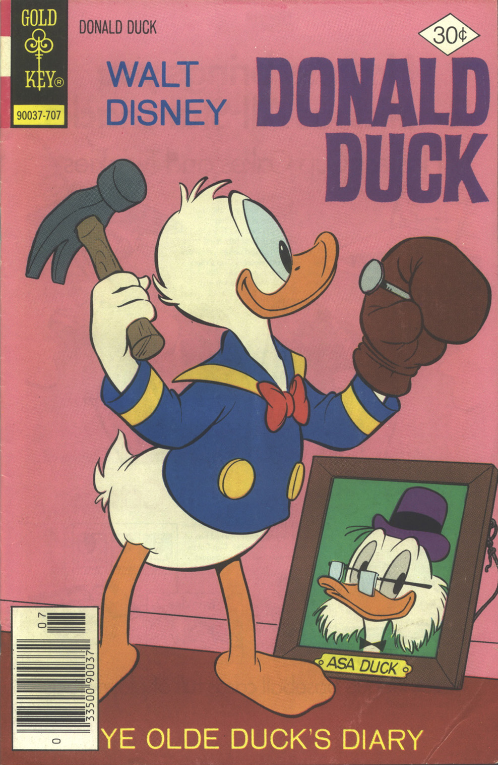 Donald Duck (1962) 185 Page 1