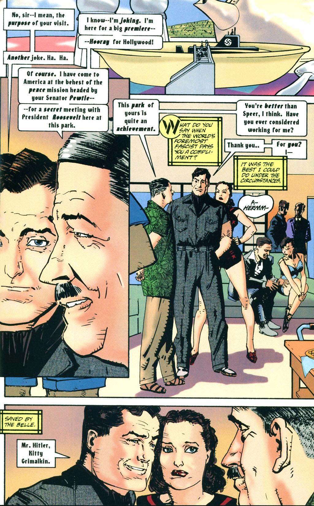 Read online Batman: Dark Allegiances comic -  Issue # Full - 49