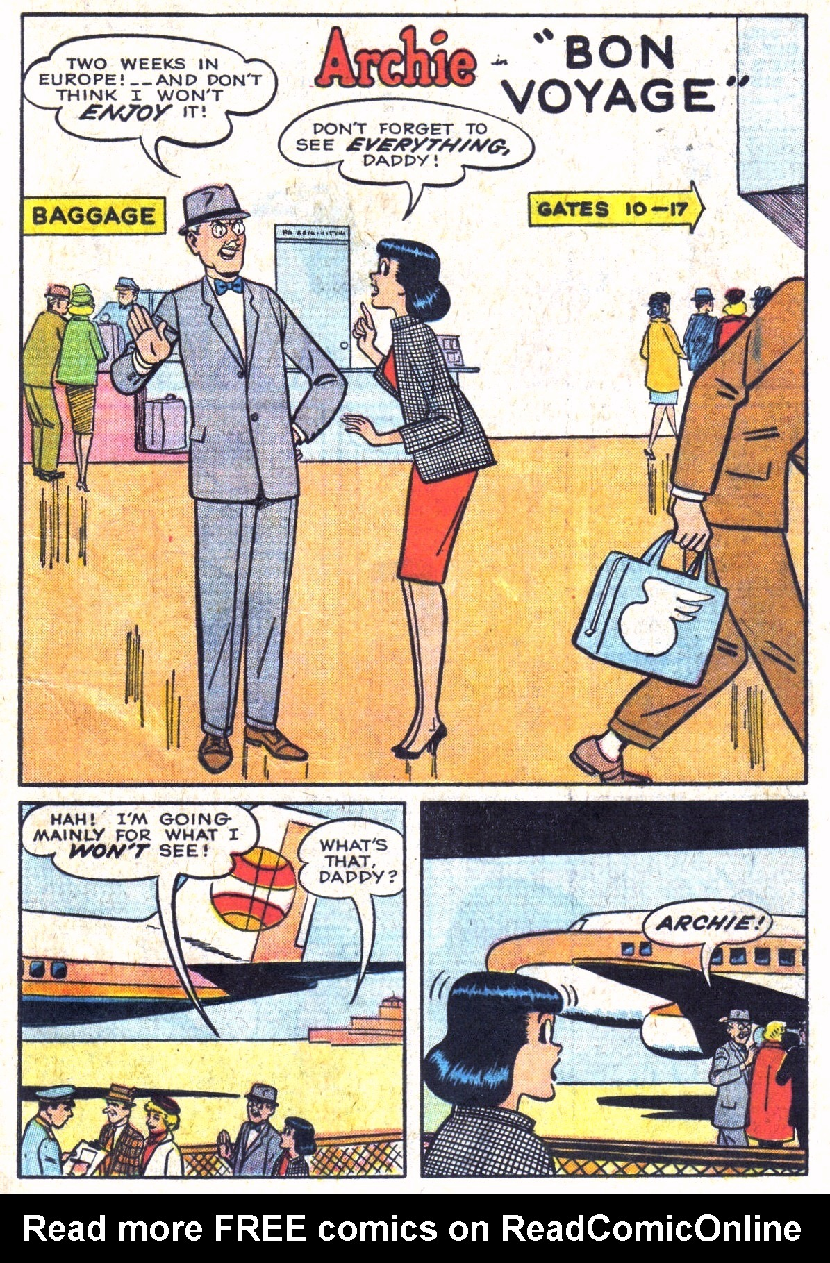 Read online Archie (1960) comic -  Issue #134 - 13