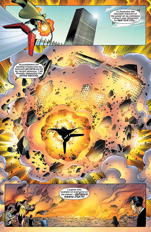 Read online Fantastic Five (2007) comic -  Issue #4 - 8