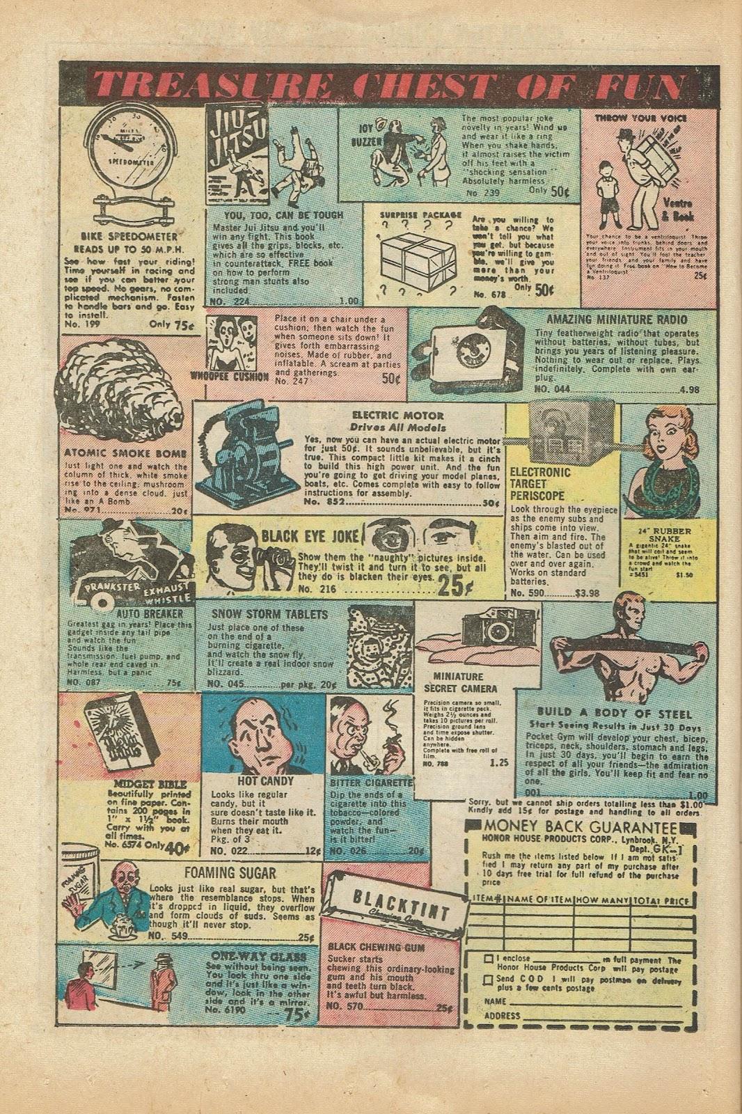 Read online Fightin' Navy comic -  Issue #97 - 22