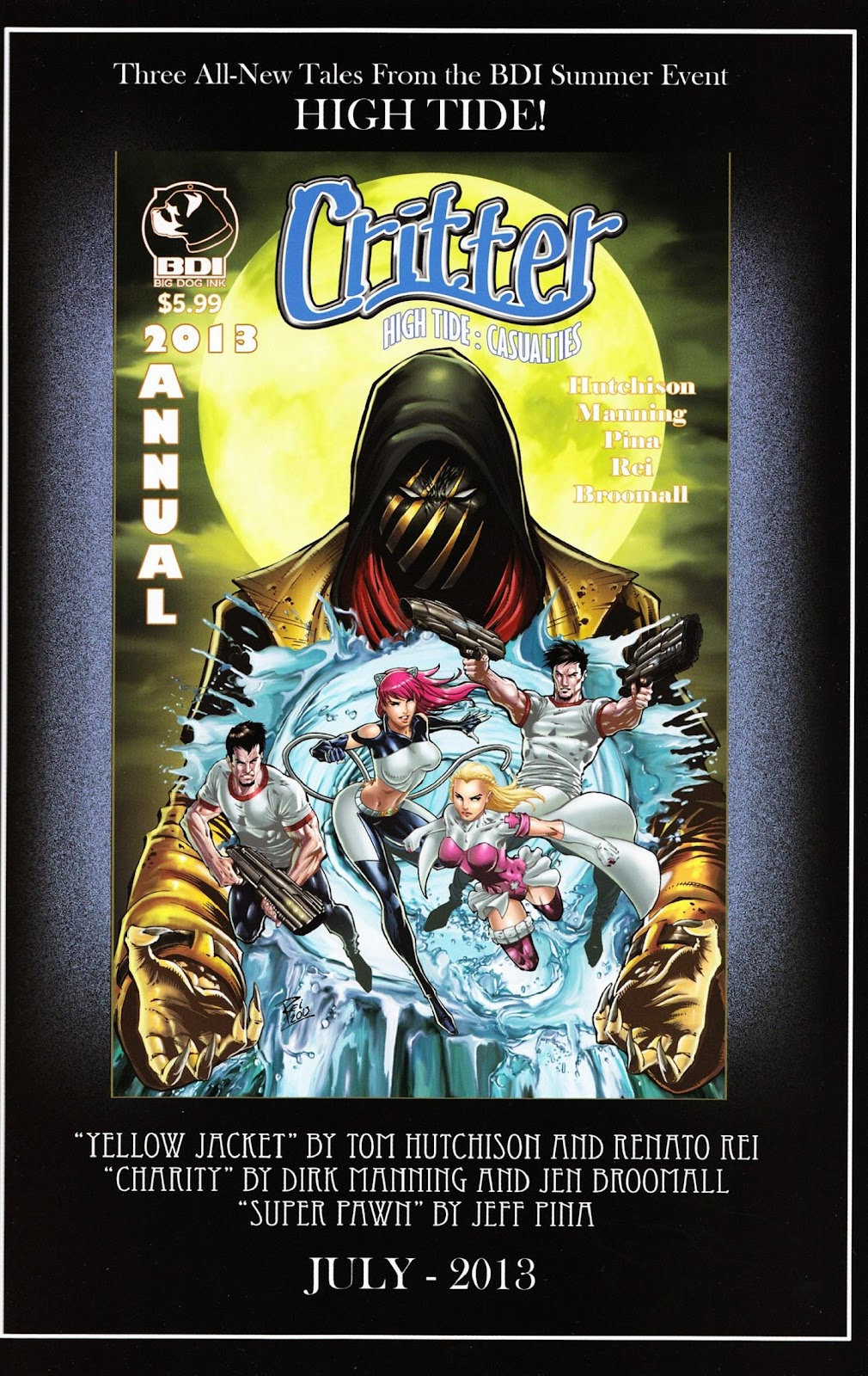 Read online Critter (2012) comic -  Issue #11 - 30