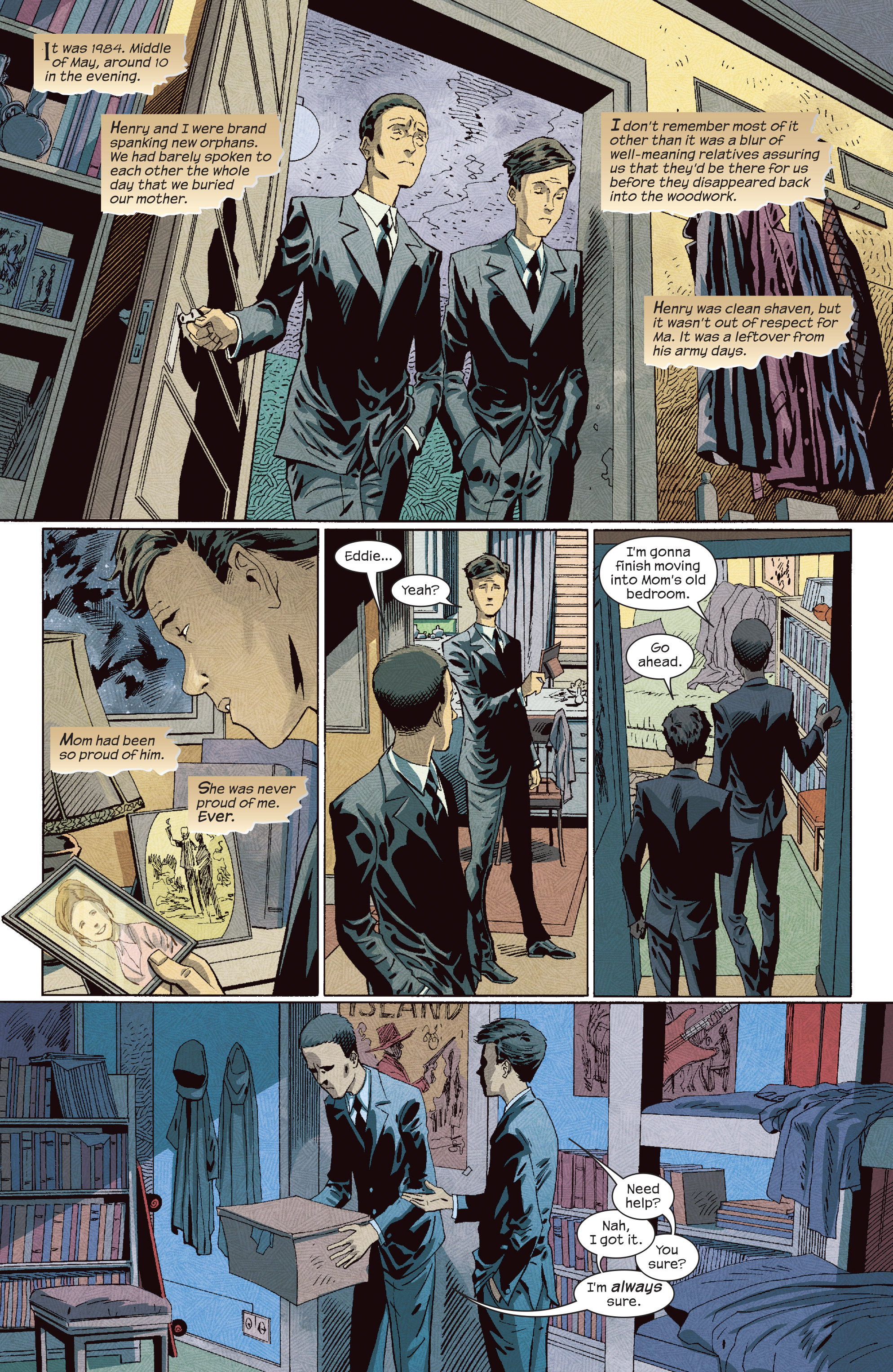 Read online Dark Tower: The Drawing of the Three - The Prisoner comic -  Issue #4 - 3