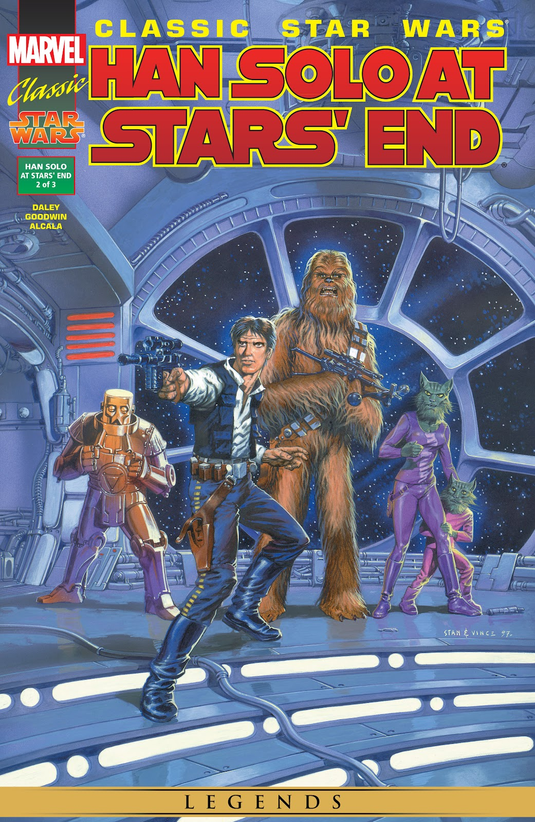 Read online Star Wars Legends: The Newspaper Strips - Epic Collection comic -  Issue # TPB (Part 4) - 32