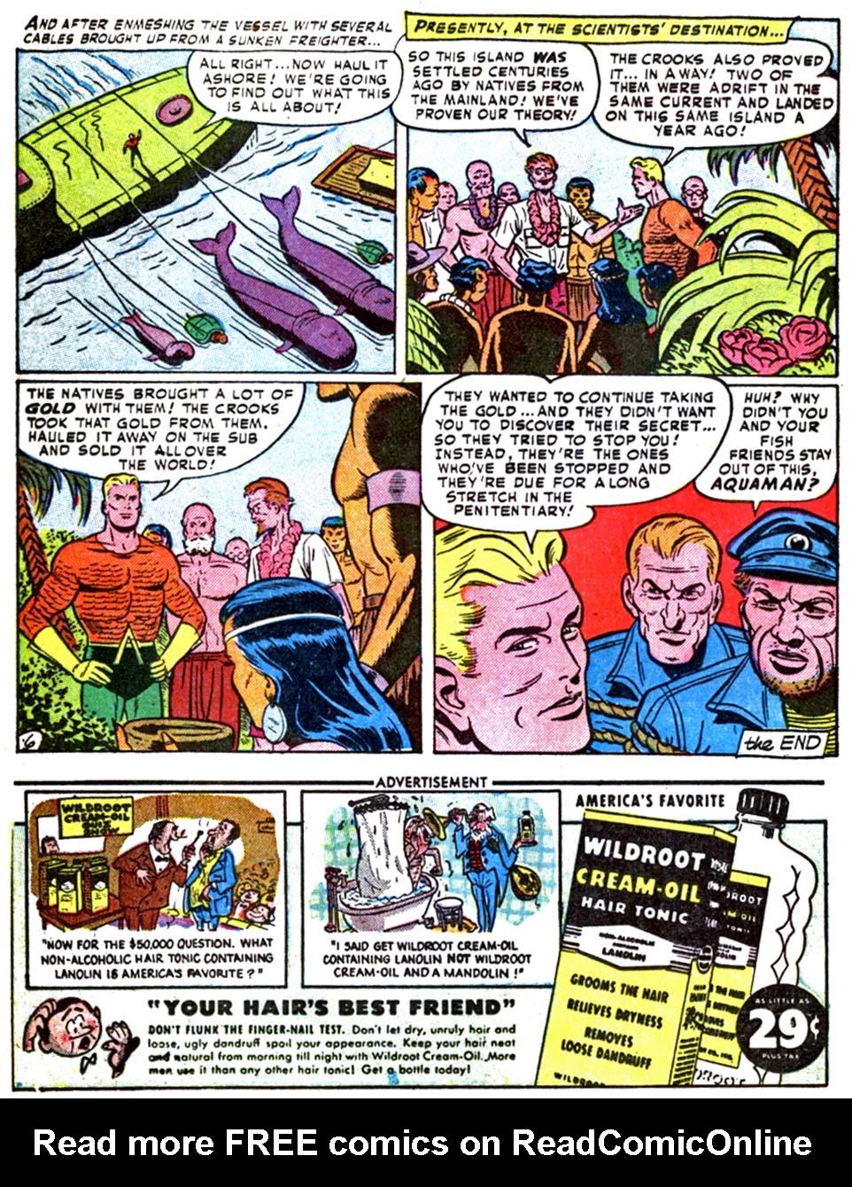Read online Adventure Comics (1938) comic -  Issue #179 - 22