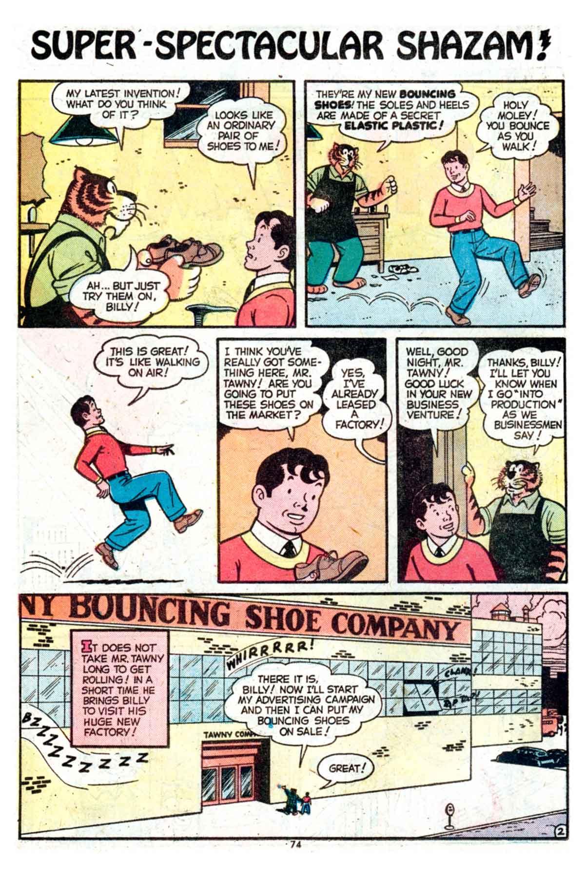 Read online Shazam! (1973) comic -  Issue #15 - 74
