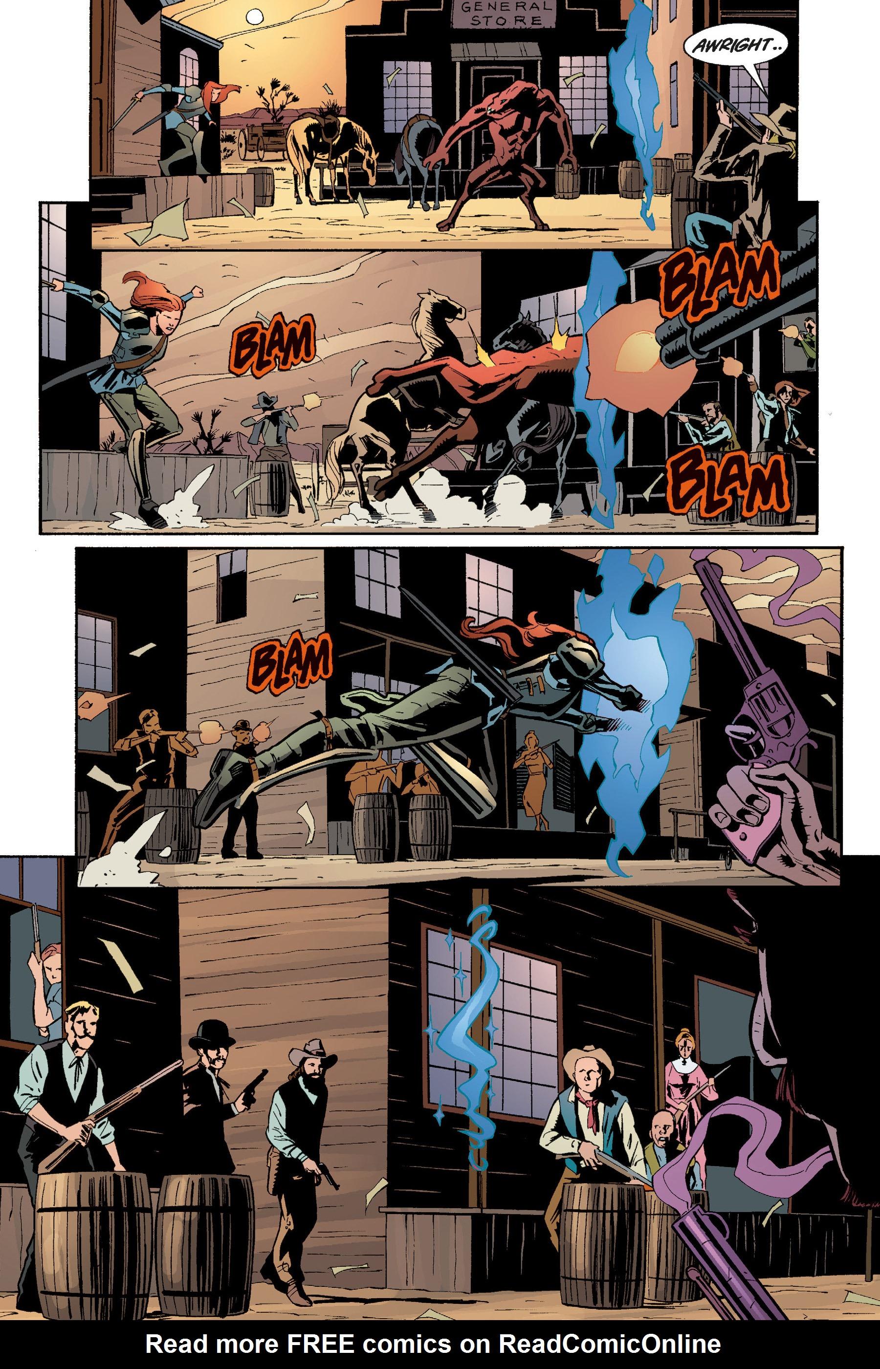 Read online Buffy the Vampire Slayer: Omnibus comic -  Issue # TPB 5 - 238