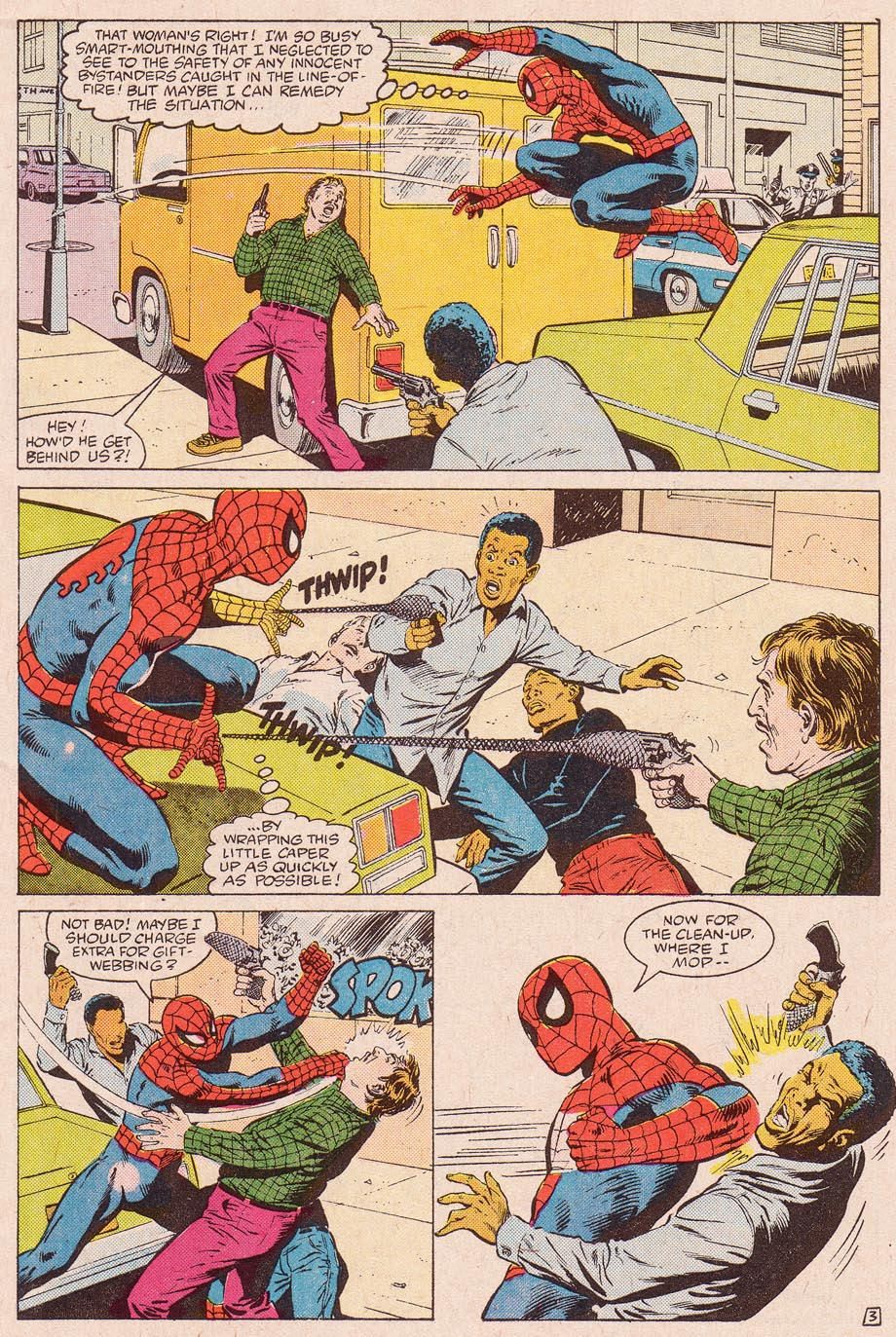 Web of Spider-Man (1985) Issue #11 #21 - English 4