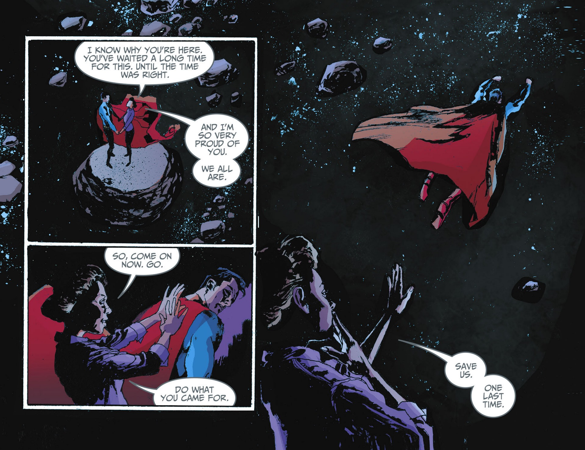 Read online Adventures of Superman [I] comic -  Issue #48 - 14