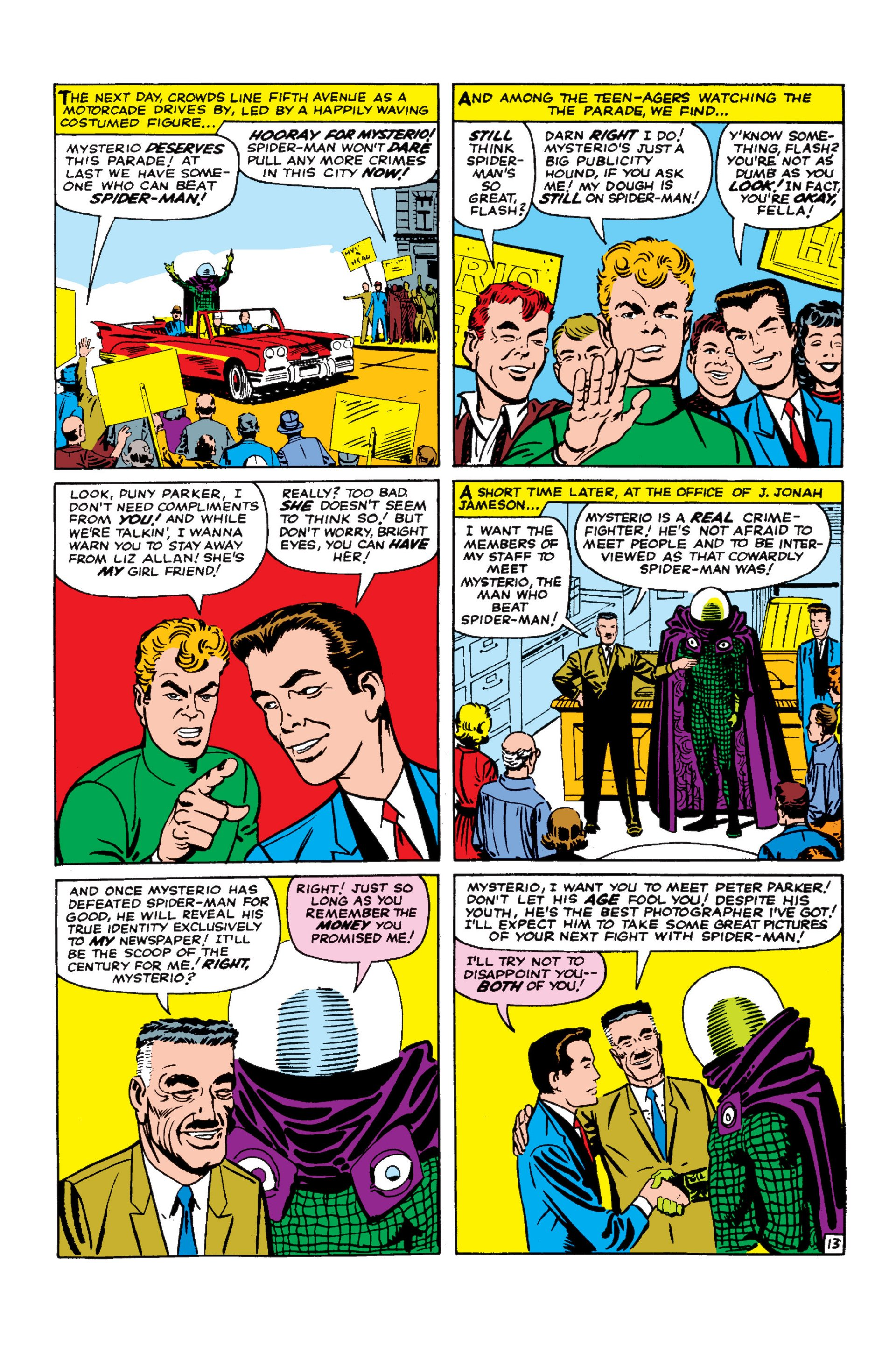 The Amazing Spider-Man (1963) 13 Page 13
