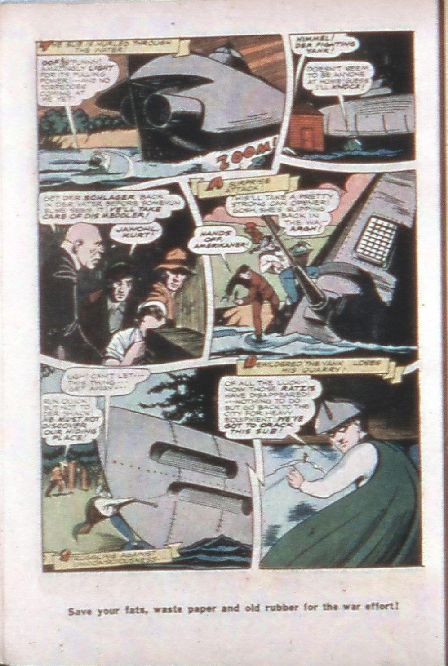 Read online America's Best Comics comic -  Issue #11 - 34