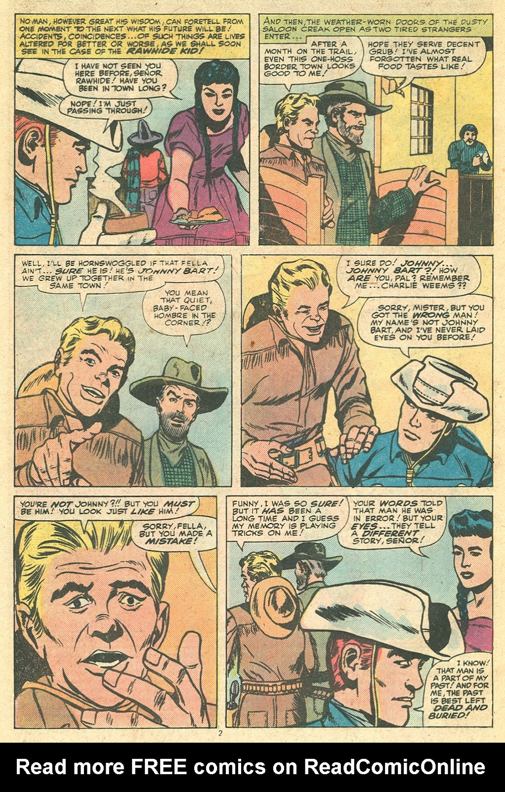 The Rawhide Kid (1955) issue 143 - Page 4
