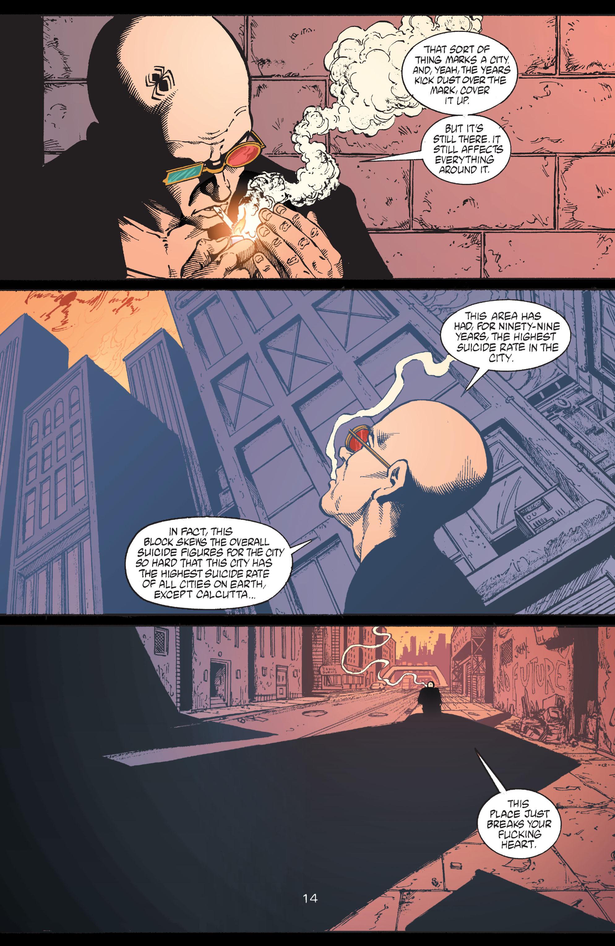 Read online Transmetropolitan comic -  Issue #42 - 15