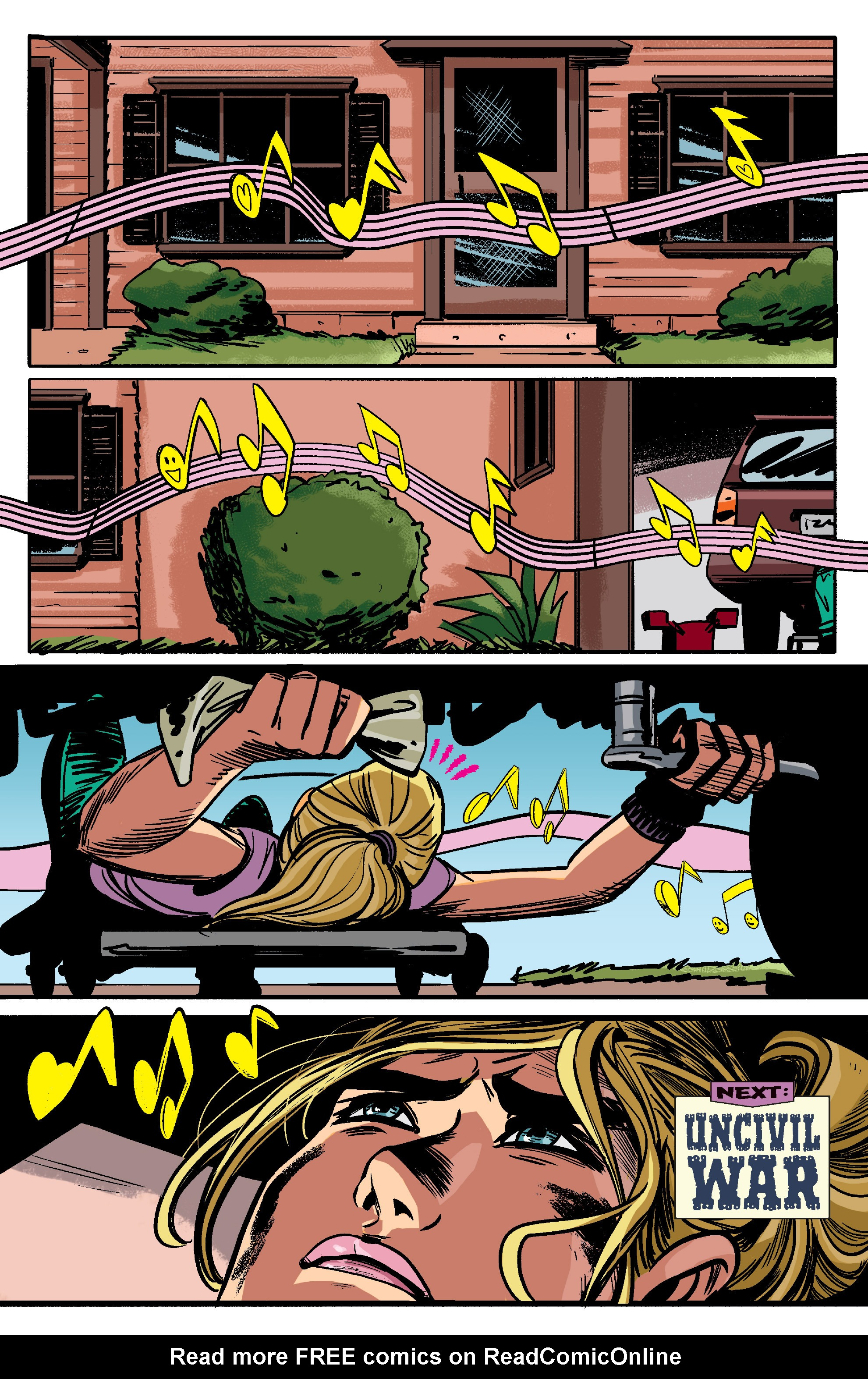 Read online Archie (2015) comic -  Issue #9 - 23