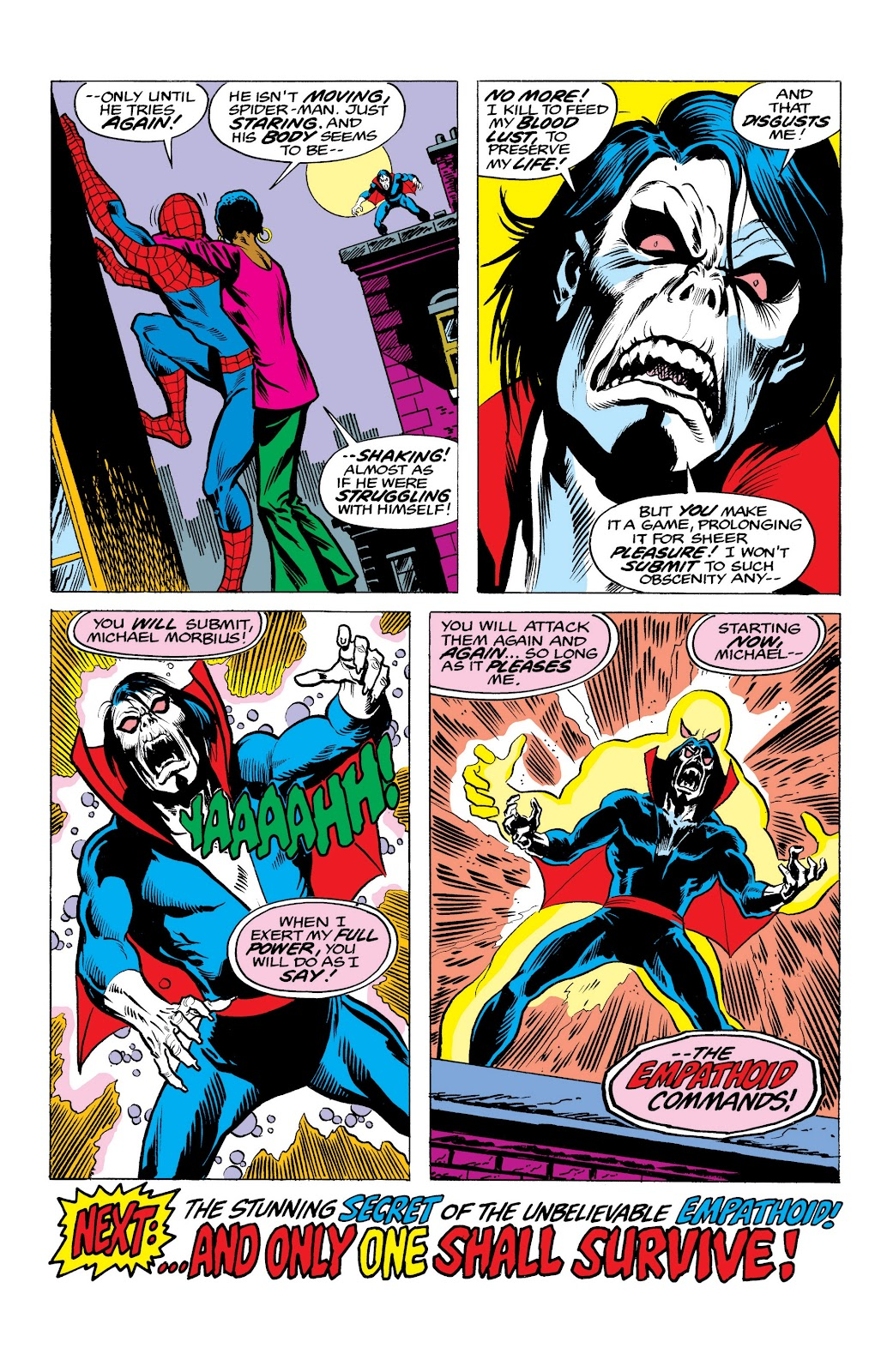 Read online Marvel Masterworks: The Spectacular Spider-Man comic -  Issue # TPB (Part 2) - 19