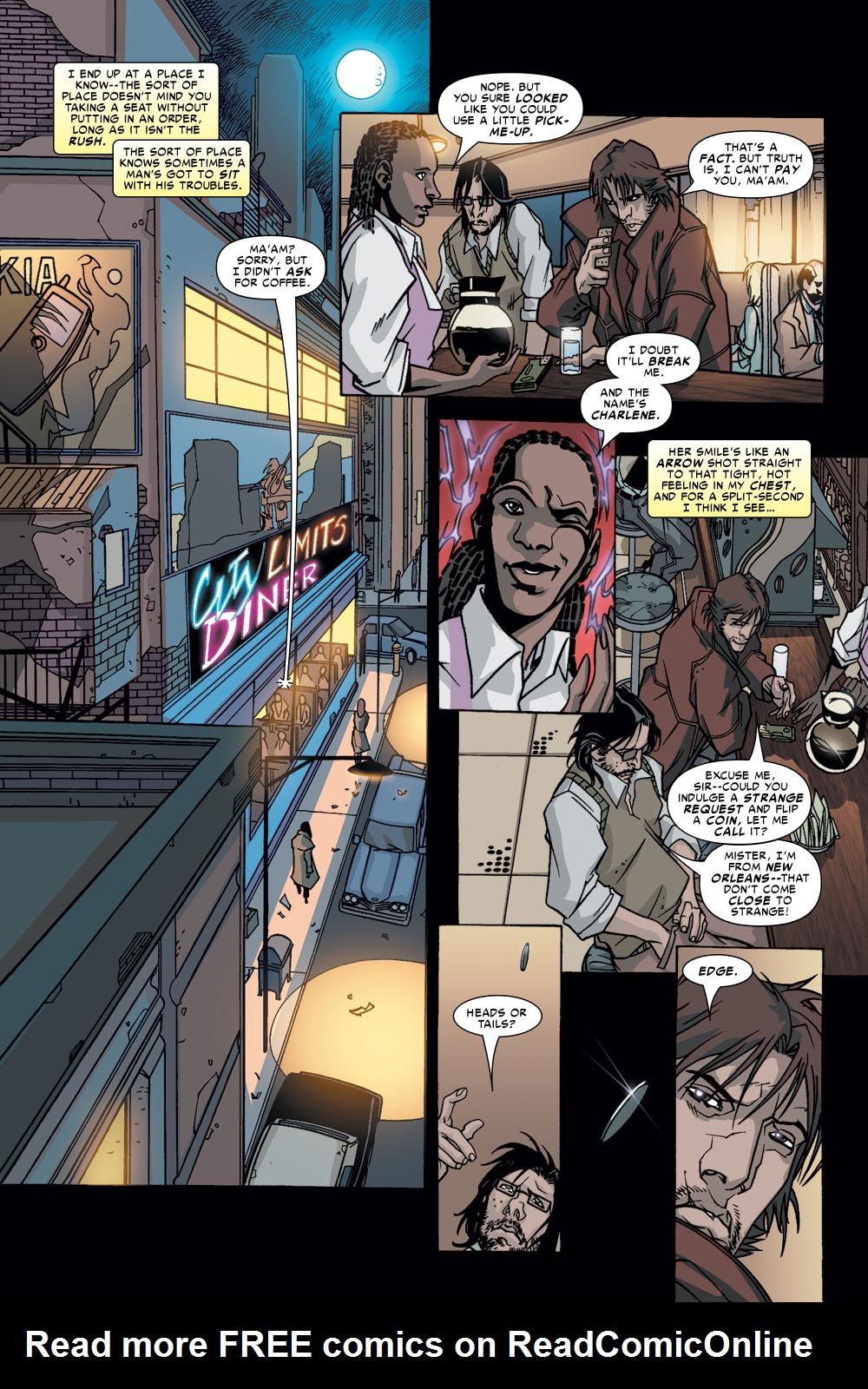 Read online Amazing Fantasy (2004) comic -  Issue #14 - 7