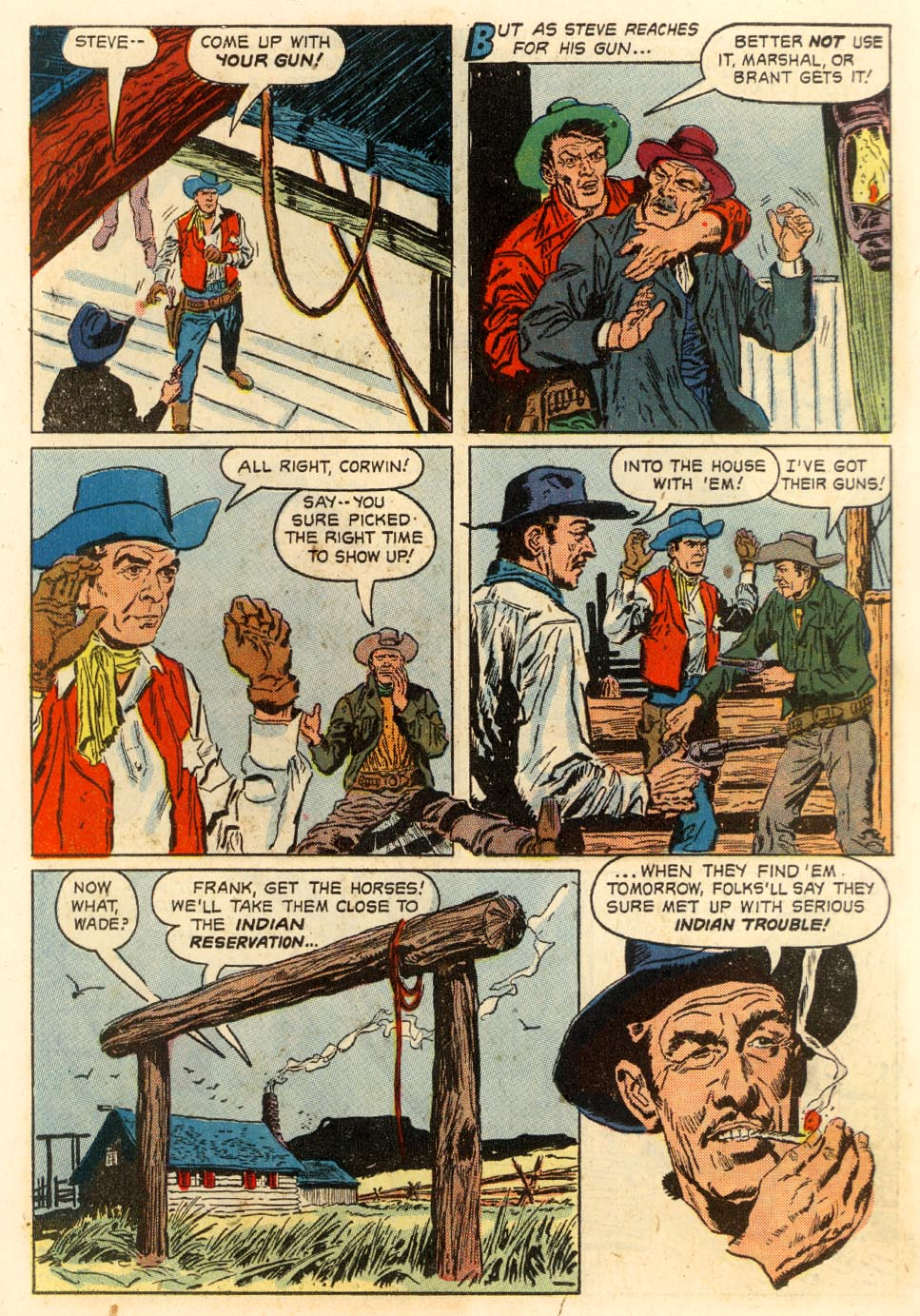 Four Color Comics issue 768 - Page 15