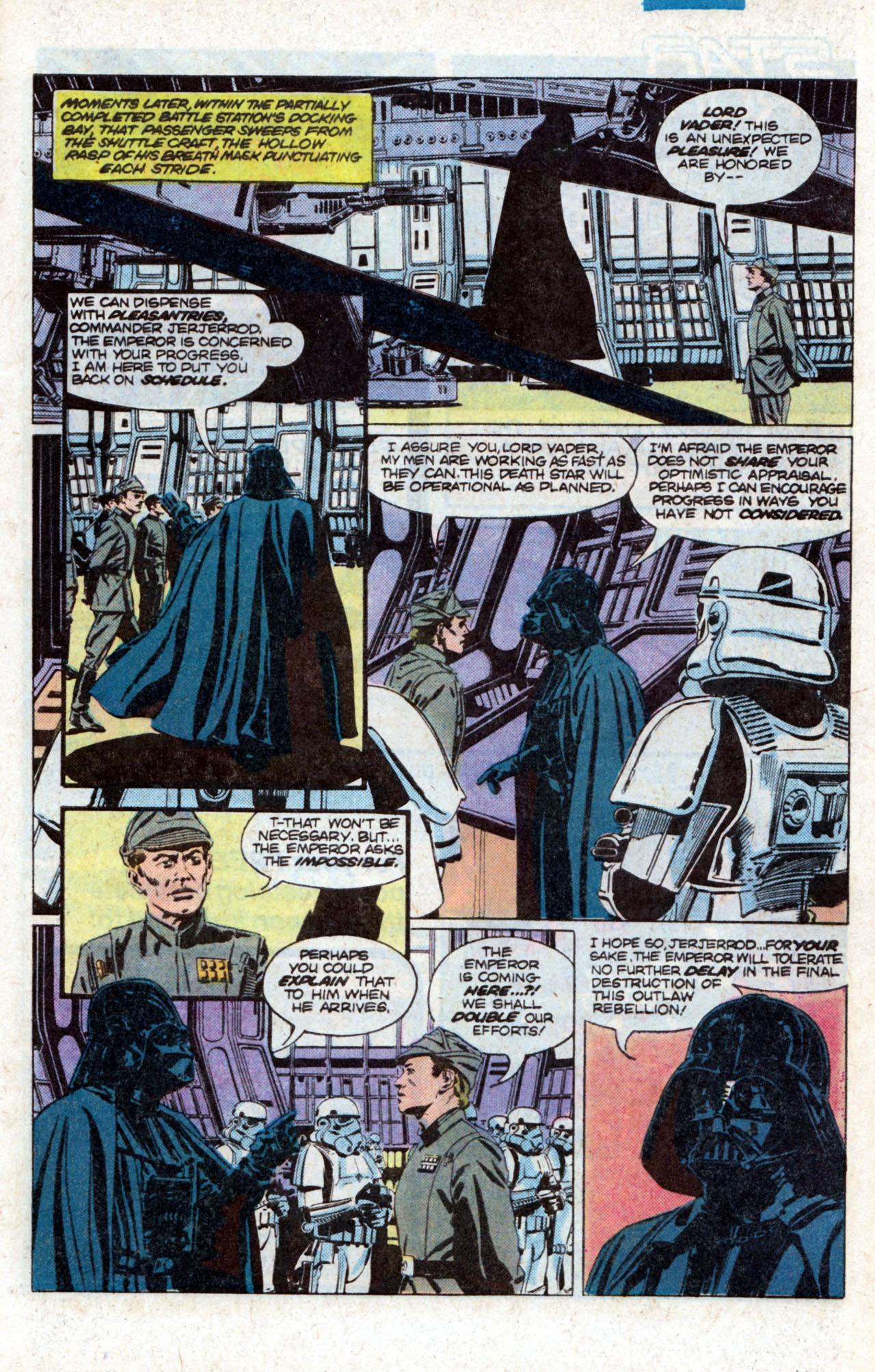 Read online Star Wars: Return of the Jedi comic -  Issue #1 - 5