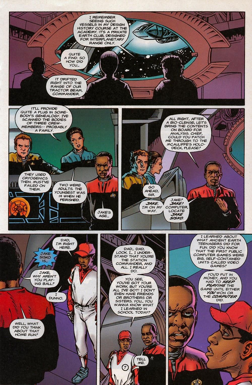 Read online Star Trek: Deep Space Nine (1993) comic -  Issue # _Special 1 - 22