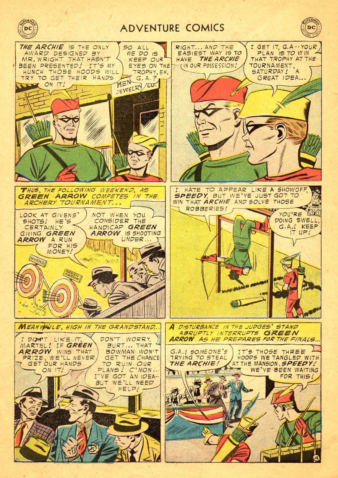 Read online Adventure Comics (1938) comic -  Issue #217 - 30