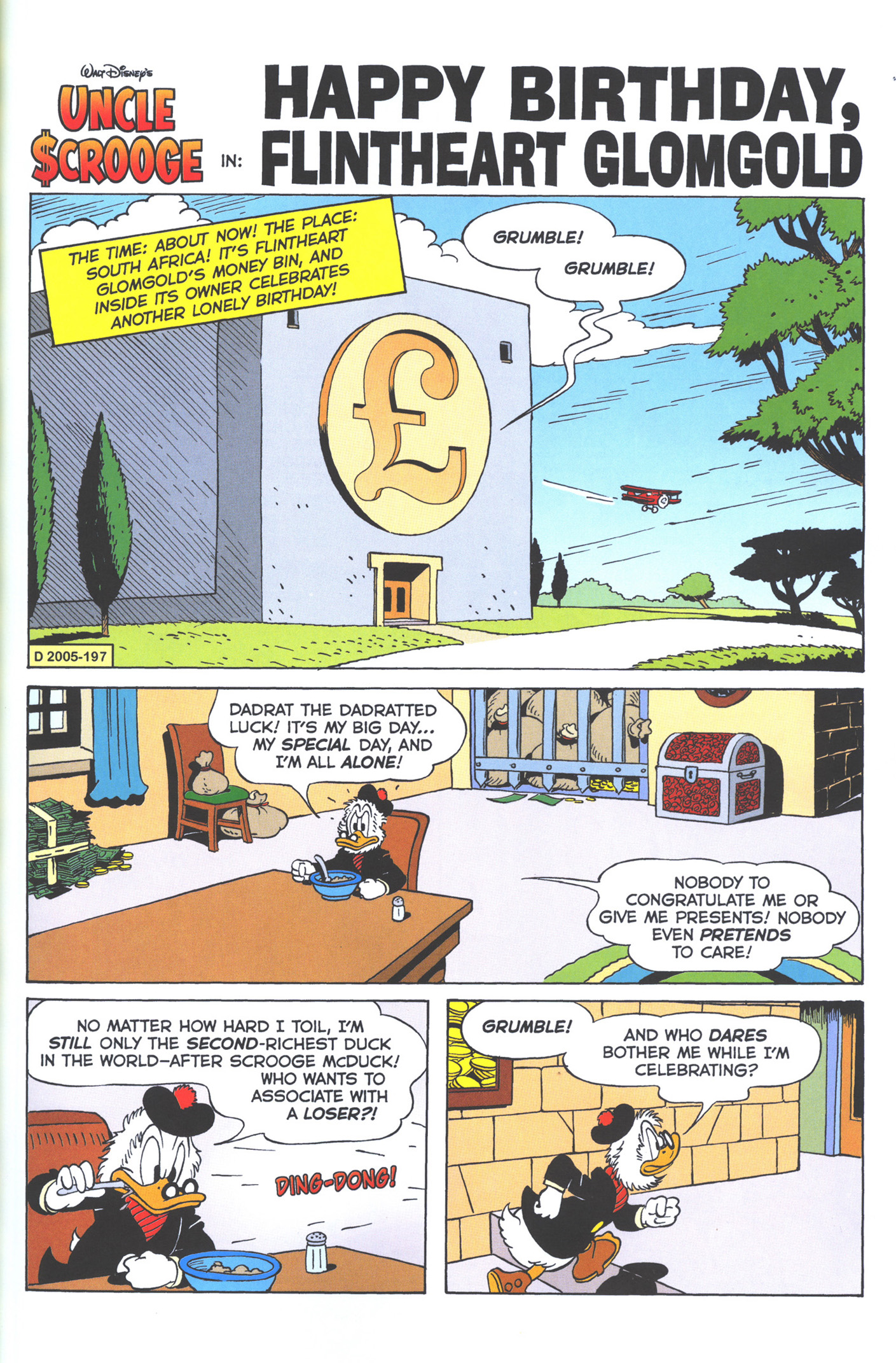 Read online Uncle Scrooge (1953) comic -  Issue #376 - 39