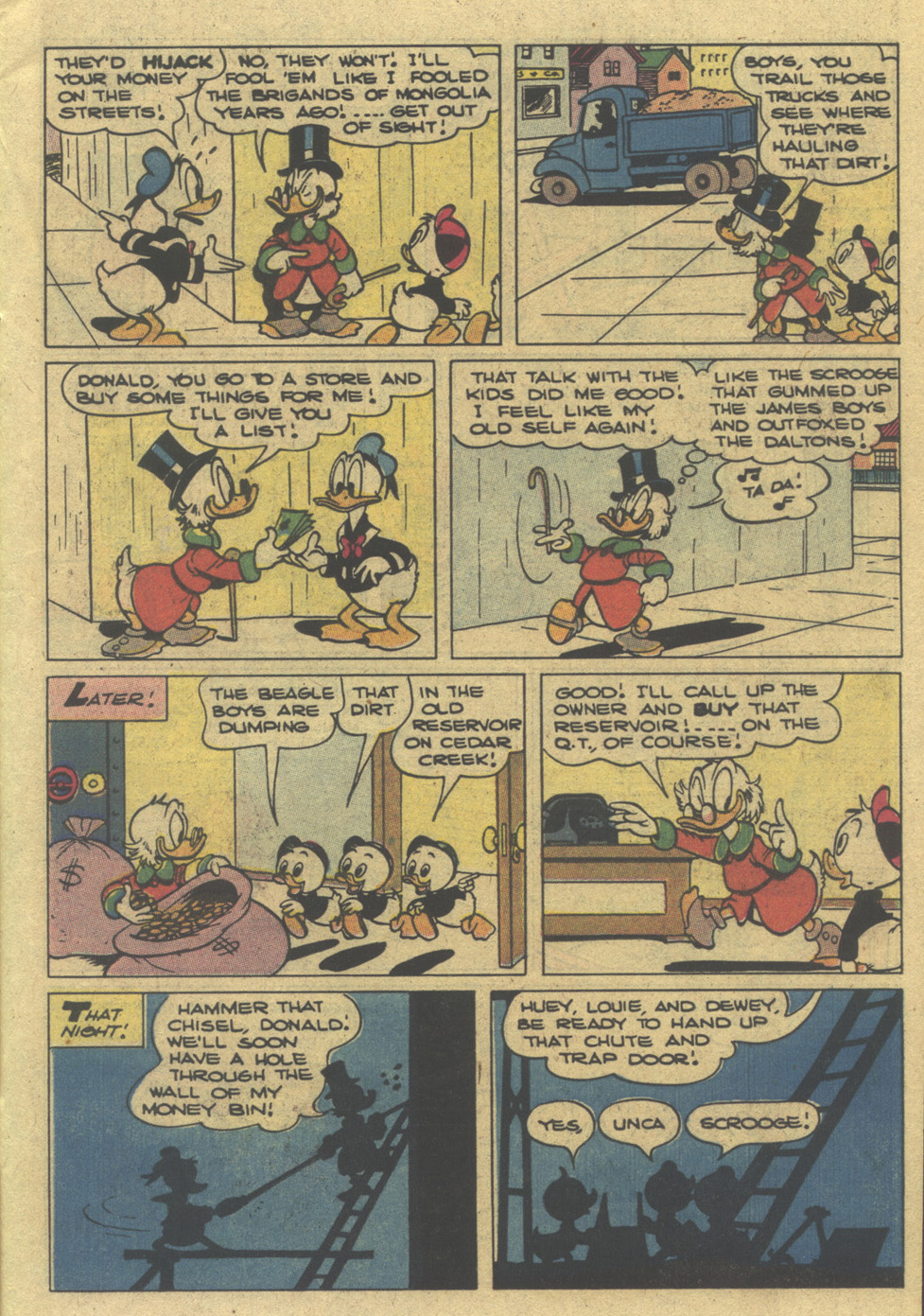 Read online Uncle Scrooge (1953) comic -  Issue #195 - 11