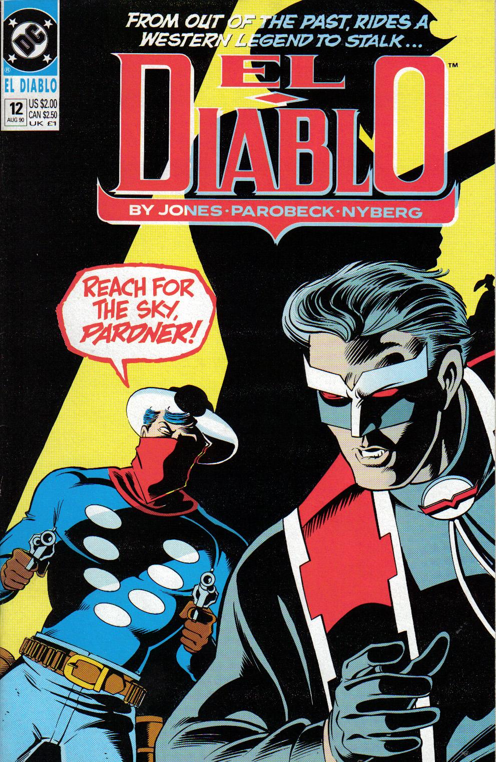 El Diablo (1989) 12 Page 1
