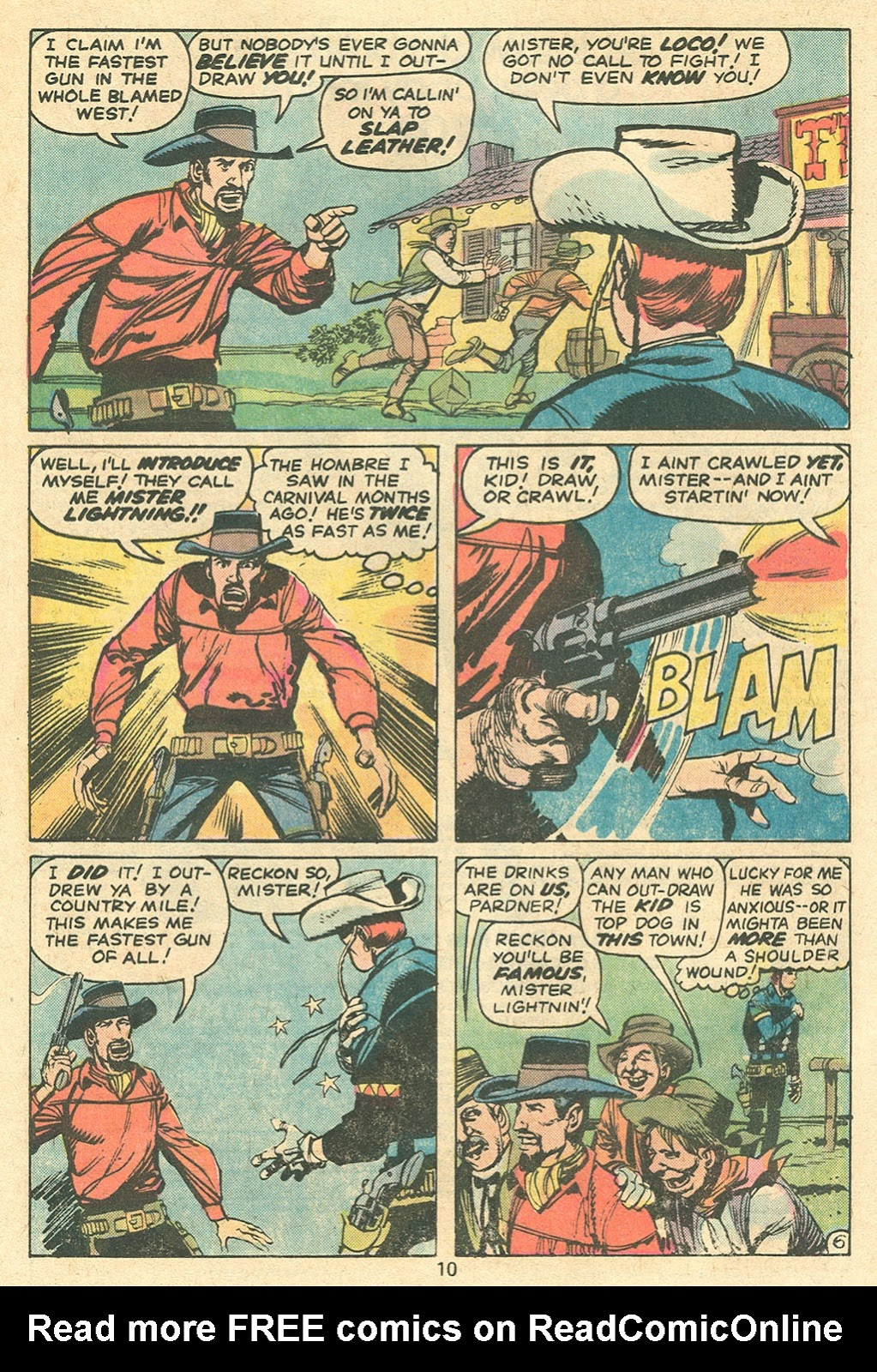 The Rawhide Kid (1955) issue 141 - Page 12