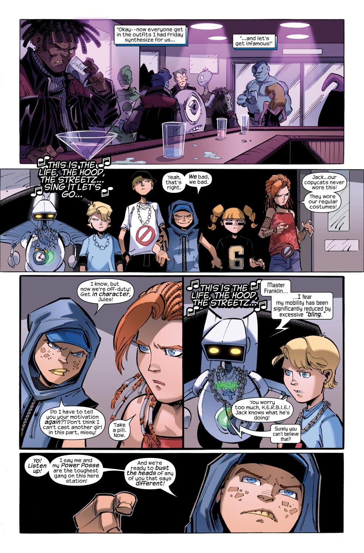 Read online Skrulls vs. Power Pack comic -  Issue #2 - 13