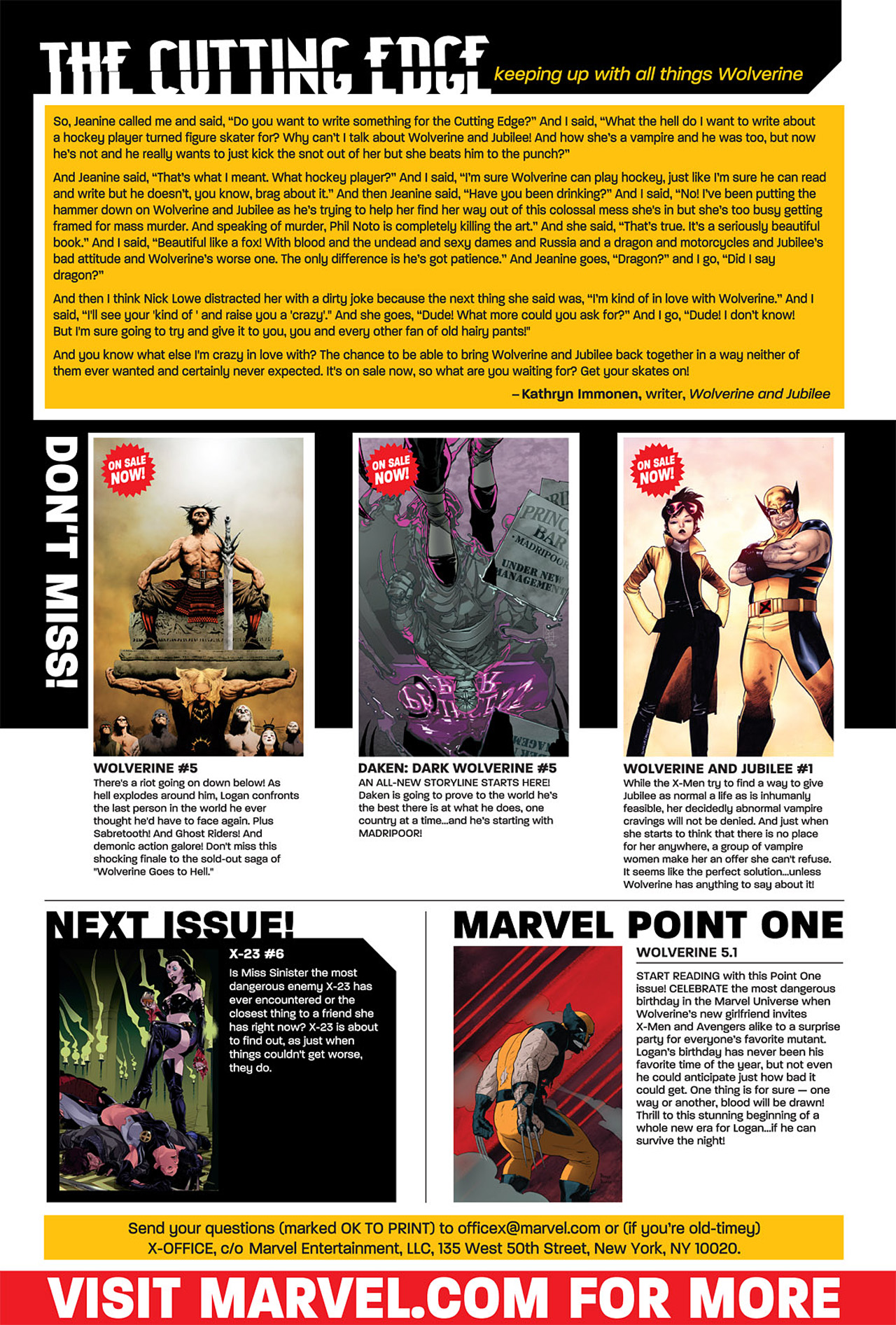 Read online X-23 (2010) comic -  Issue #5 - 24